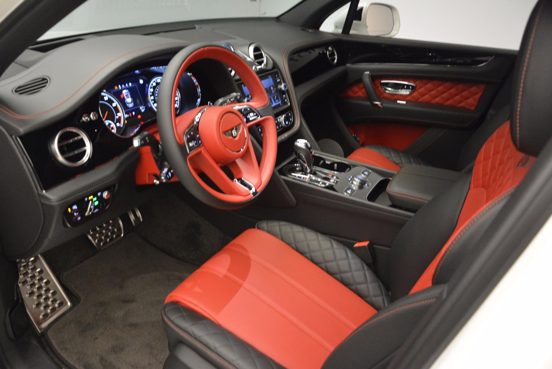 New 2018 Bentley Bentayga Onyx For Sale In Westport, CT 1548_p18