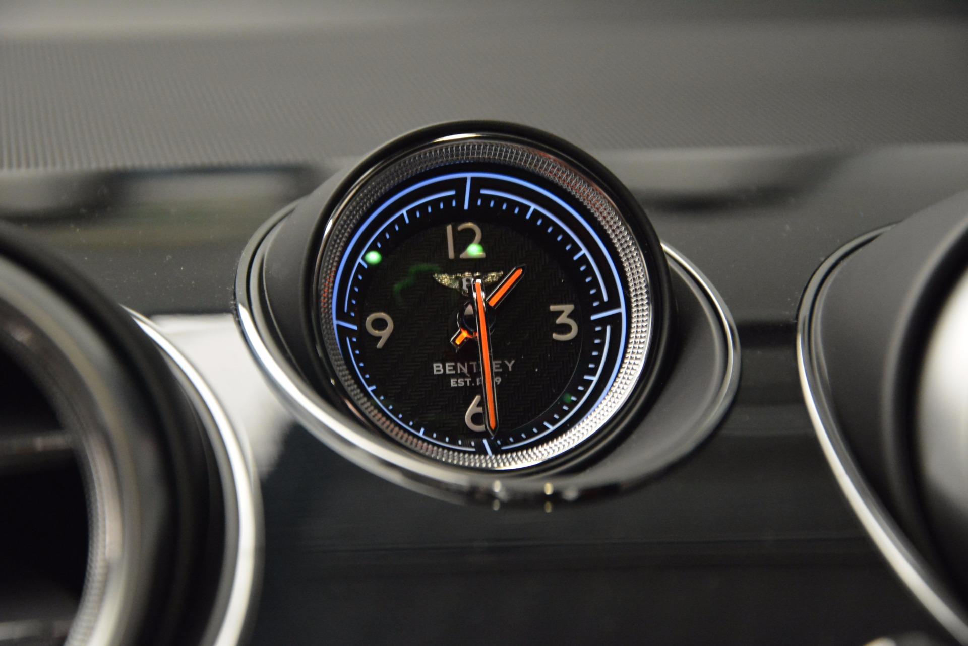 New 2018 Bentley Bentayga Onyx For Sale In Westport, CT 1548_p21