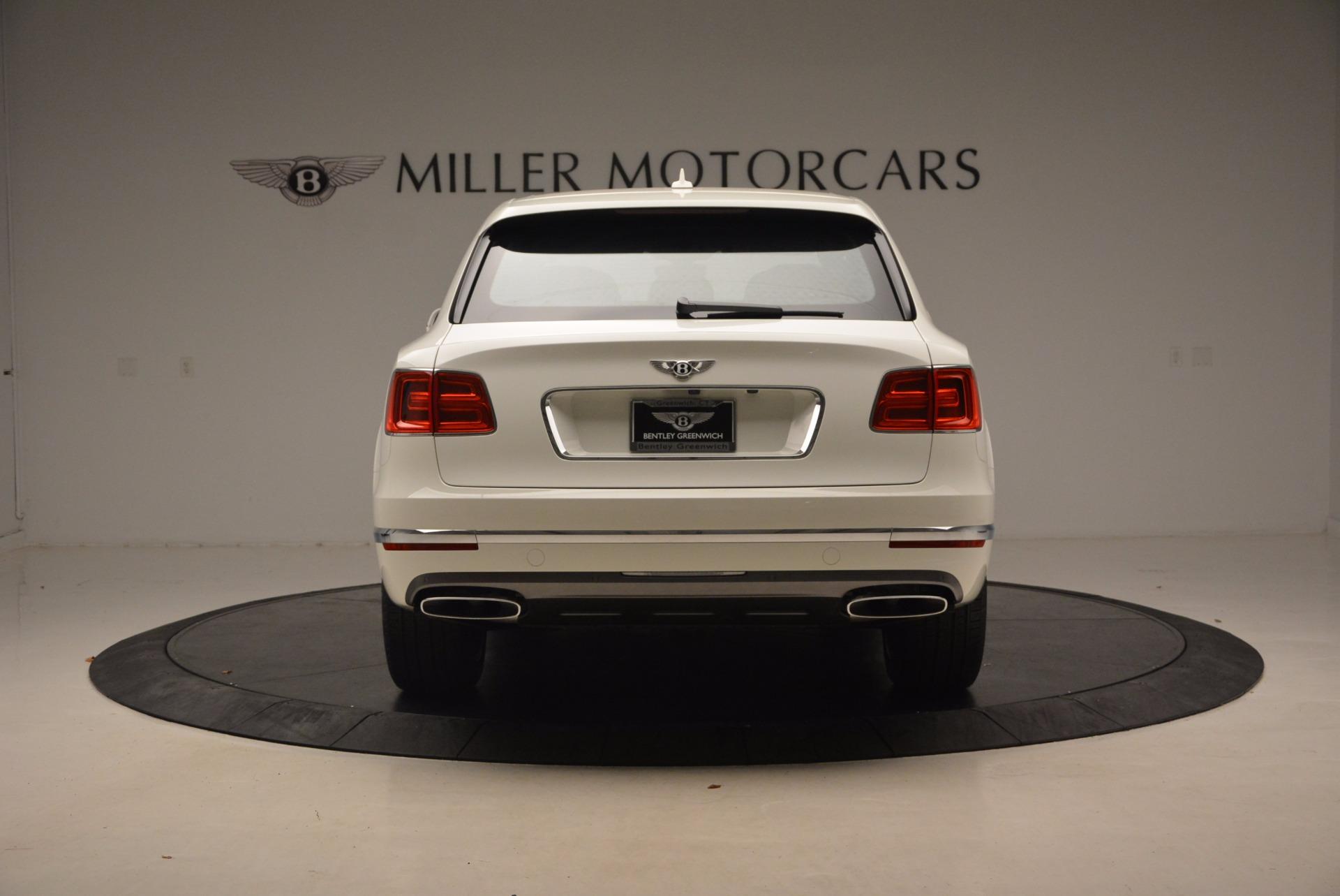 New 2018 Bentley Bentayga Onyx For Sale In Westport, CT 1548_p6