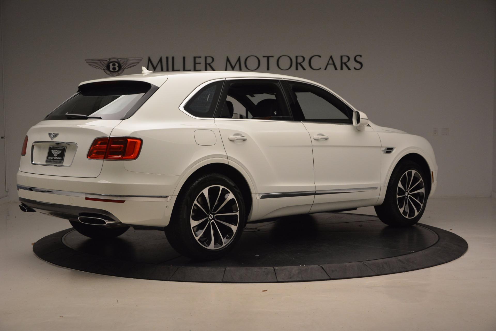 New 2018 Bentley Bentayga Onyx For Sale In Westport, CT 1548_p8