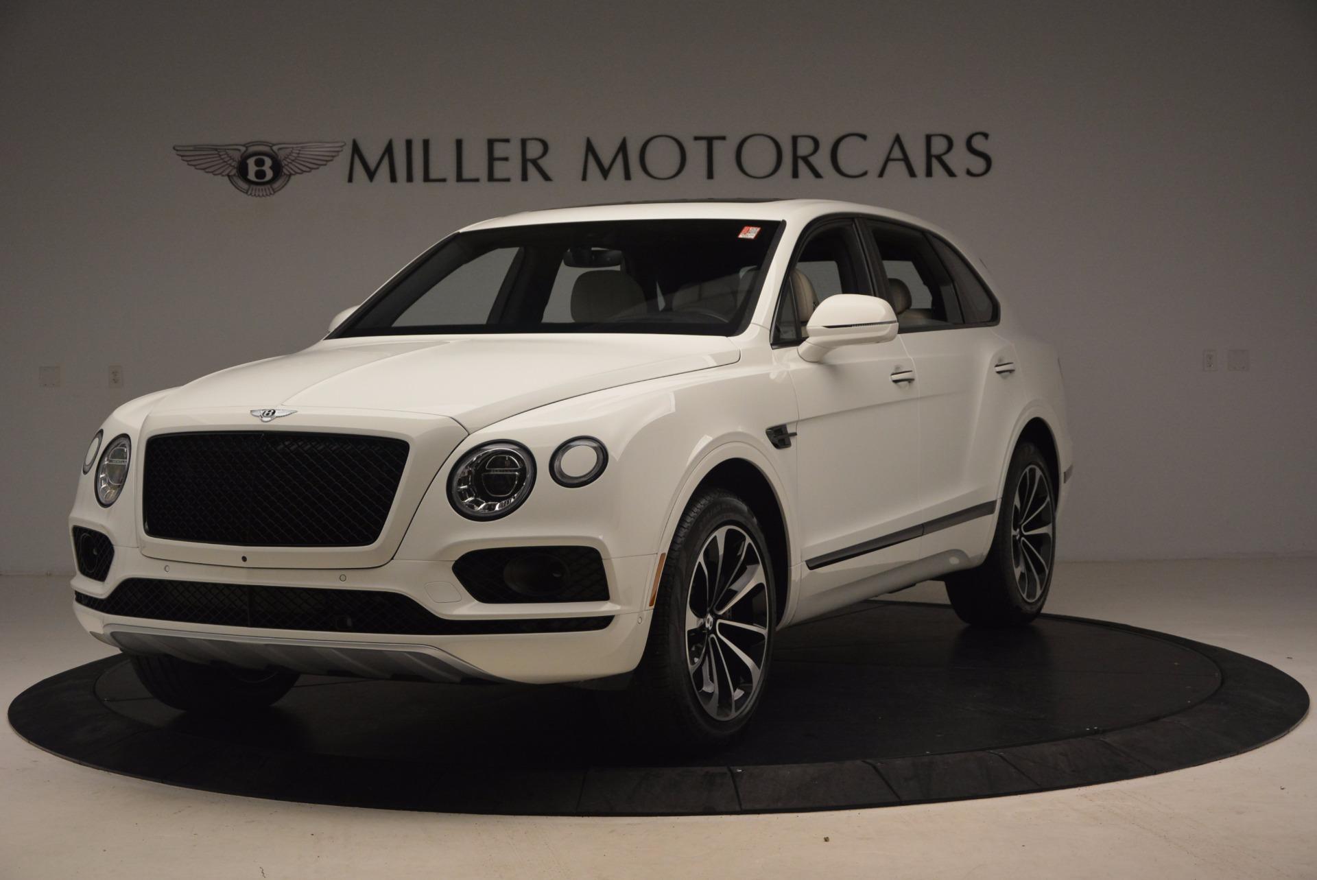 Used 2018 Bentley Bentayga Onyx For Sale In Westport, CT 1549_main