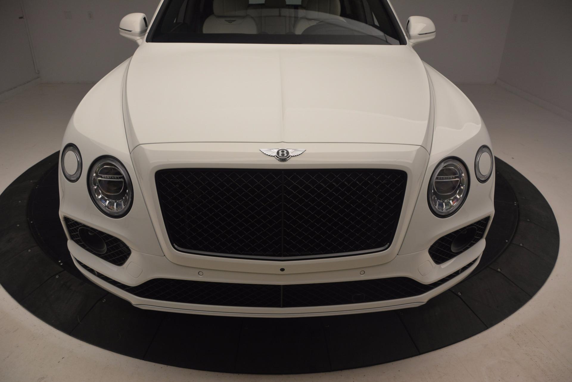 Used 2018 Bentley Bentayga Onyx For Sale In Westport, CT 1549_p13