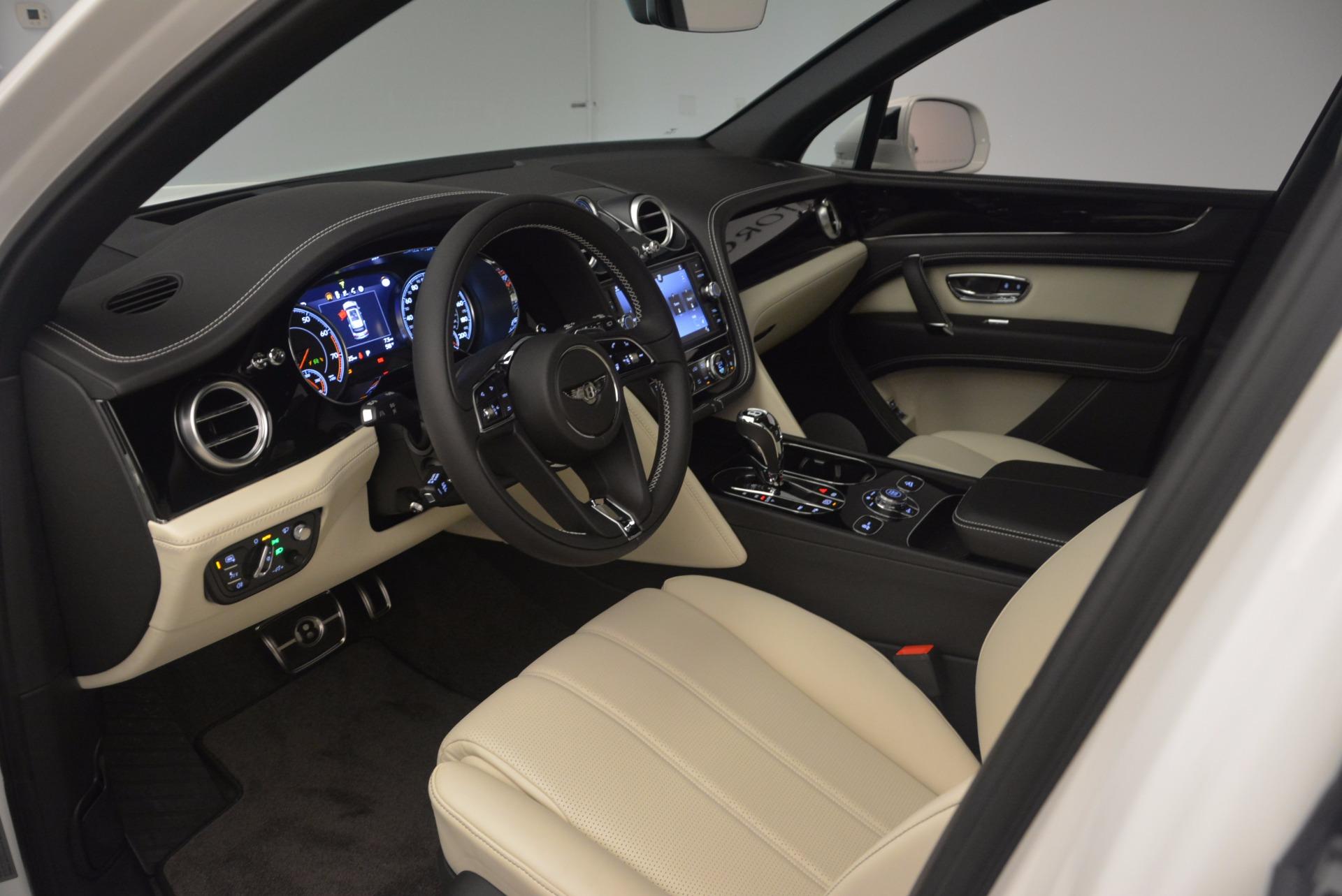 Used 2018 Bentley Bentayga Onyx For Sale In Westport, CT 1549_p16