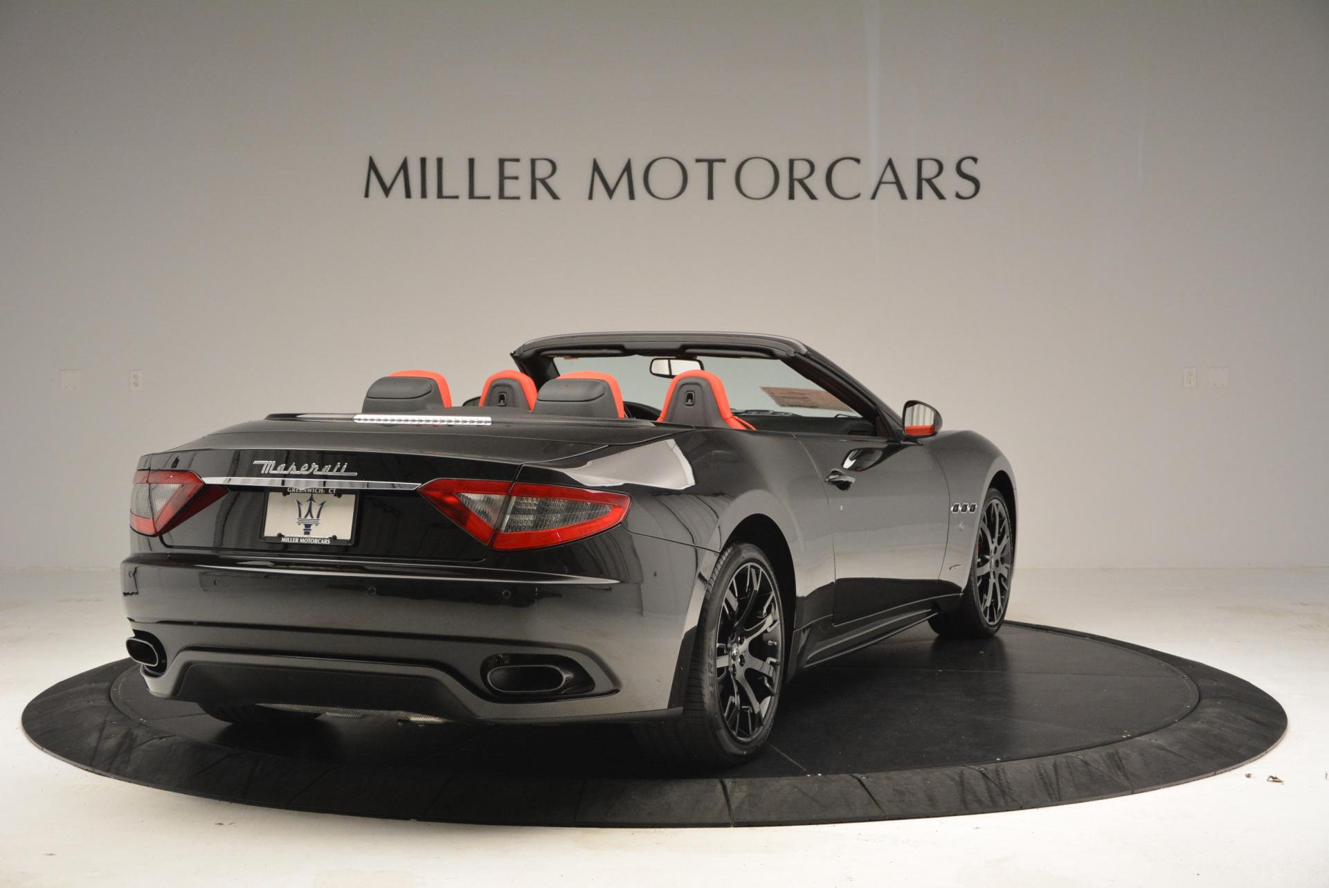 New 2016 Maserati GranTurismo Convertible Sport For Sale In Westport, CT 155_p13
