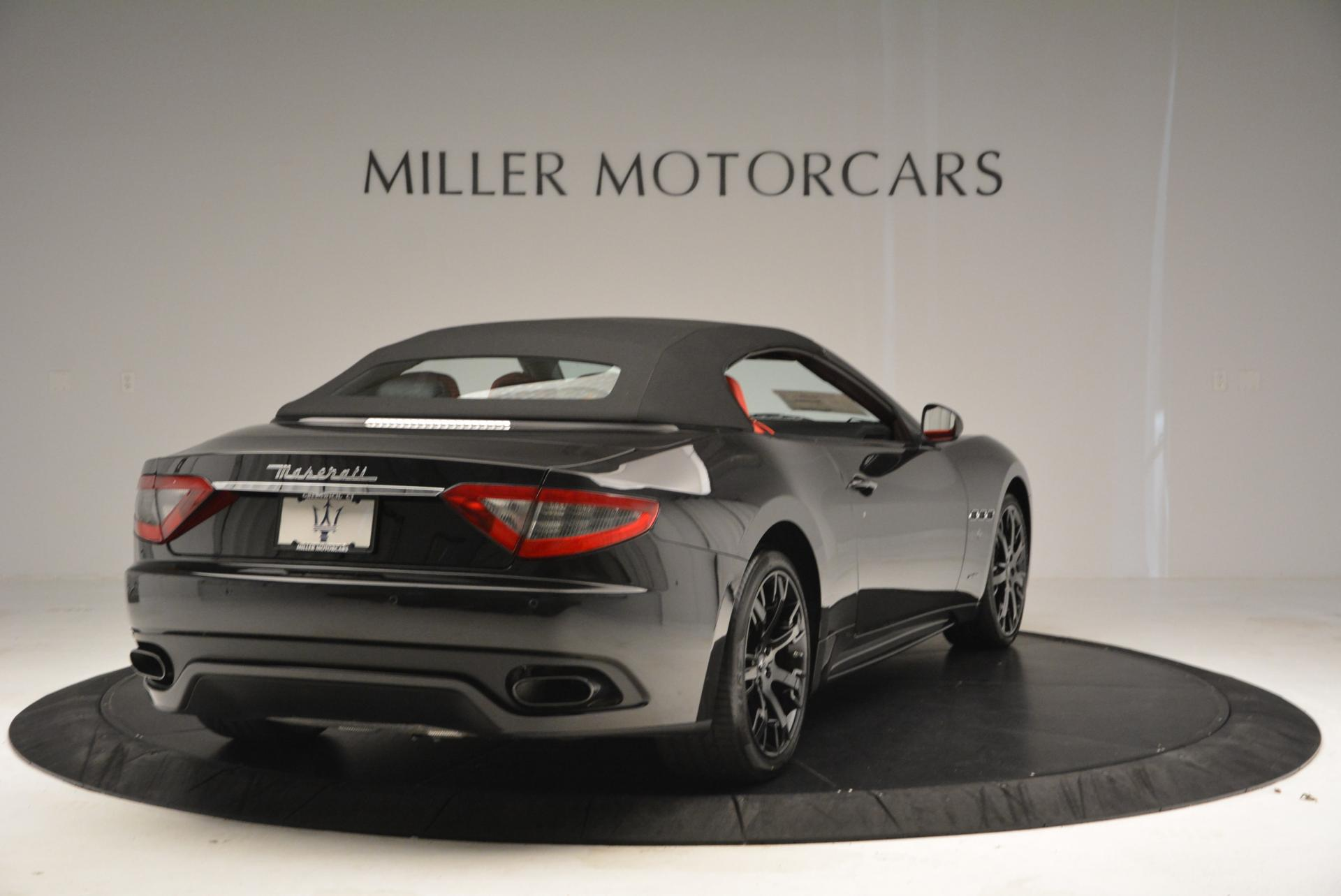 New 2016 Maserati GranTurismo Convertible Sport For Sale In Westport, CT 155_p14