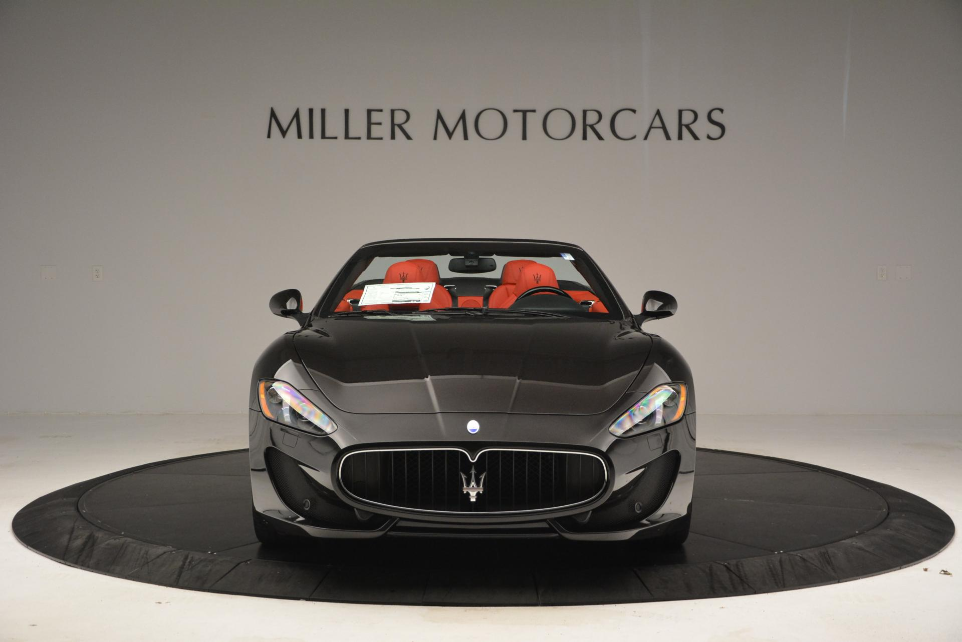 New 2016 Maserati GranTurismo Convertible Sport For Sale In Westport, CT 155_p23