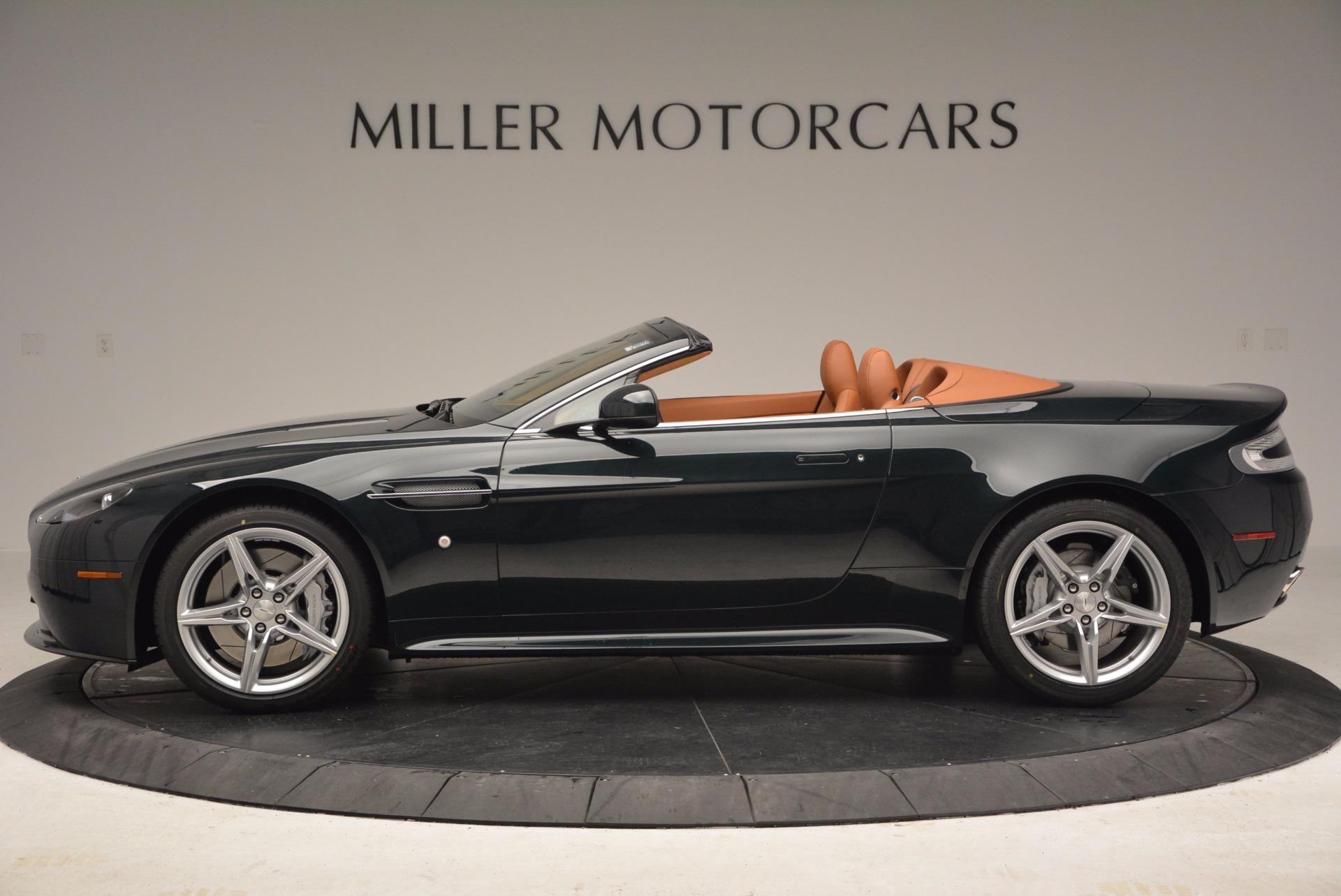 Used 2016 Aston Martin V8 Vantage S Roadster For Sale In Westport, CT 1550_p3