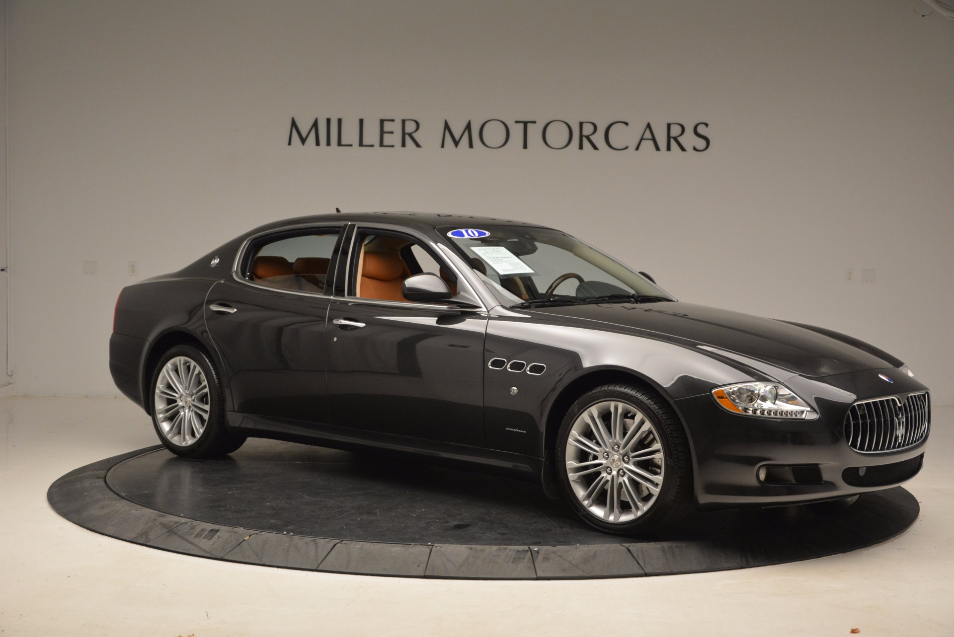 Used 2010 Maserati Quattroporte S For Sale In Westport, CT 1551_p10