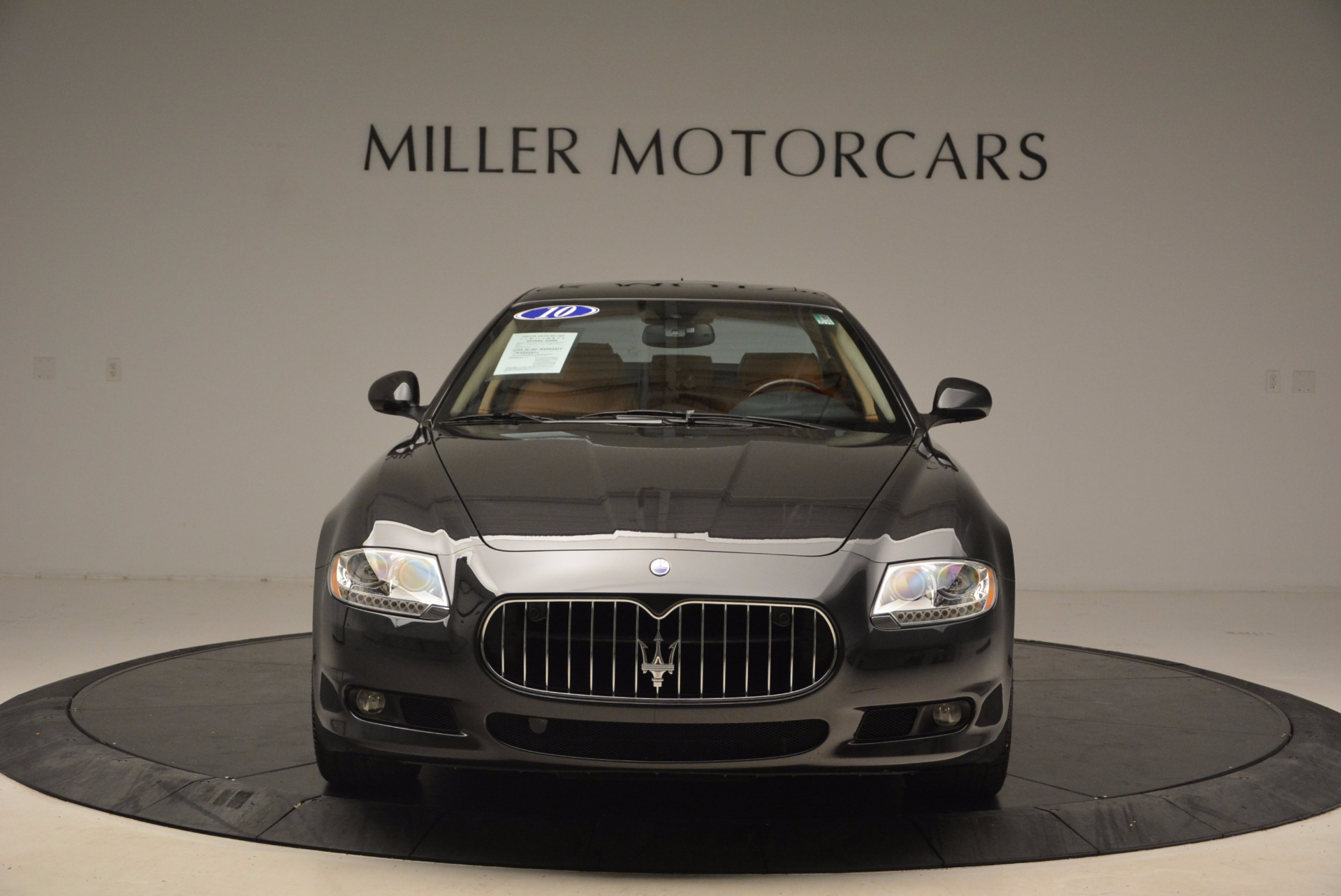Used 2010 Maserati Quattroporte S For Sale In Westport, CT 1551_p12