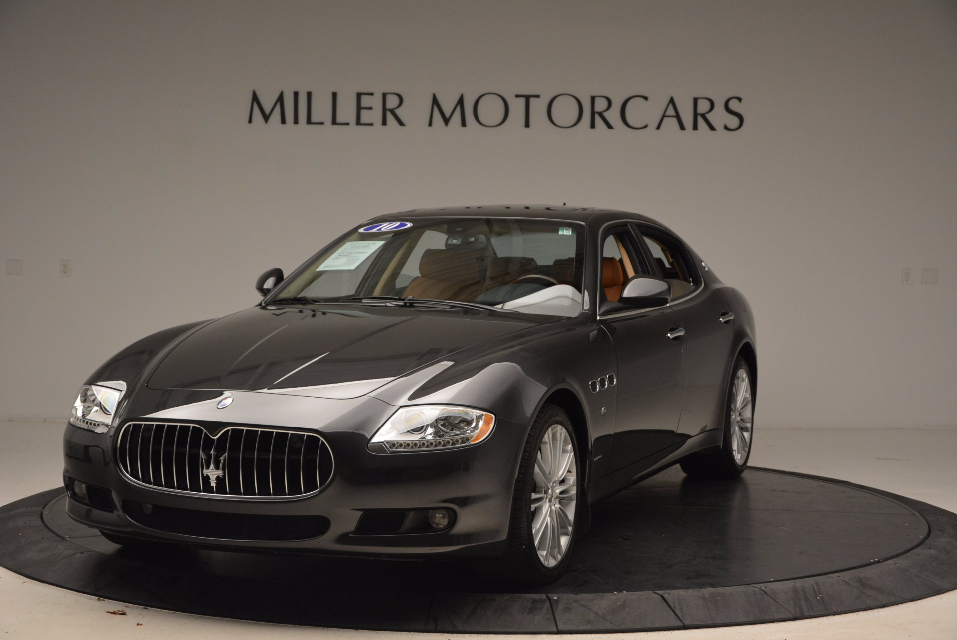 Used 2010 Maserati Quattroporte S For Sale In Westport, CT 1551_p13