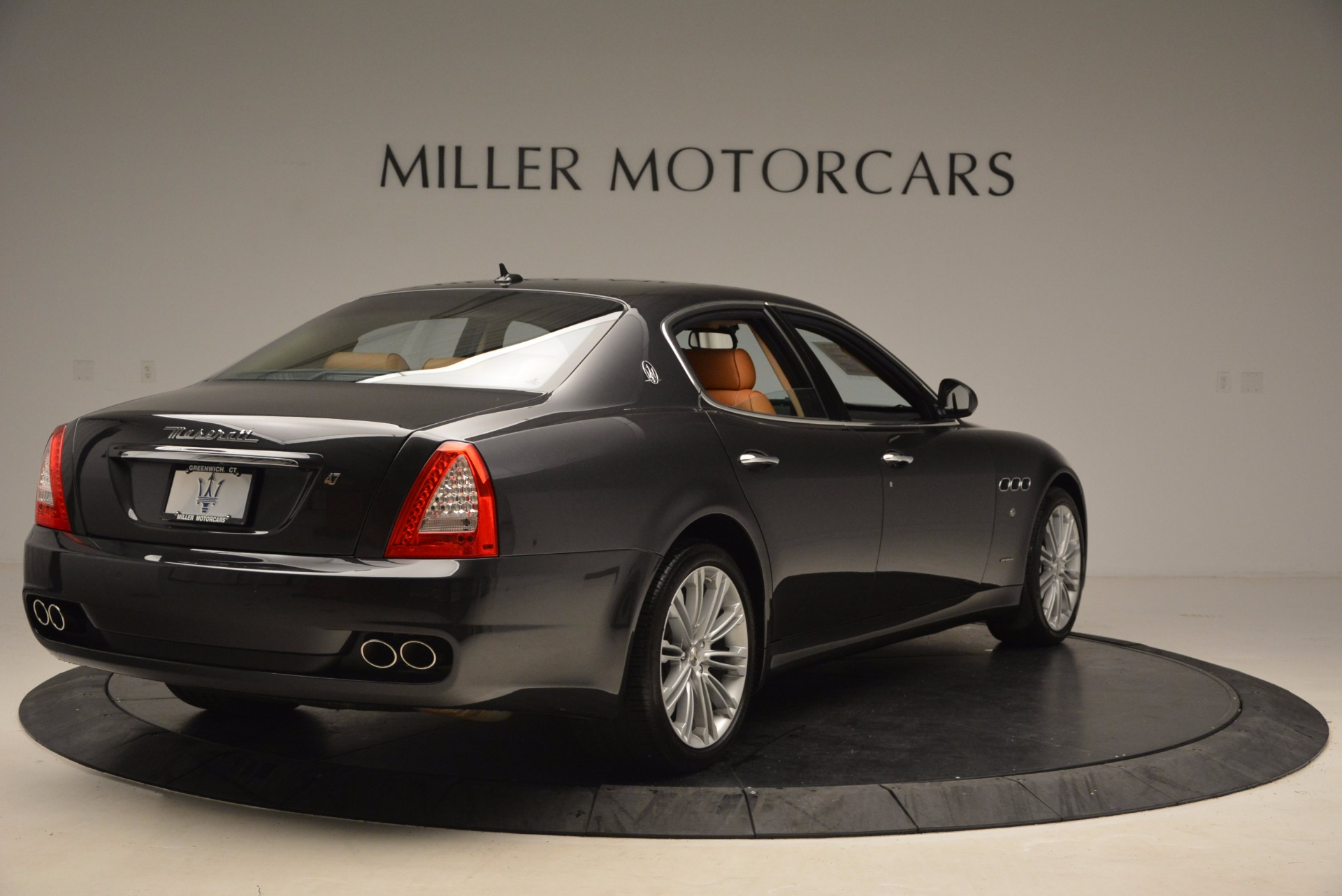Used 2010 Maserati Quattroporte S For Sale In Westport, CT 1551_p19