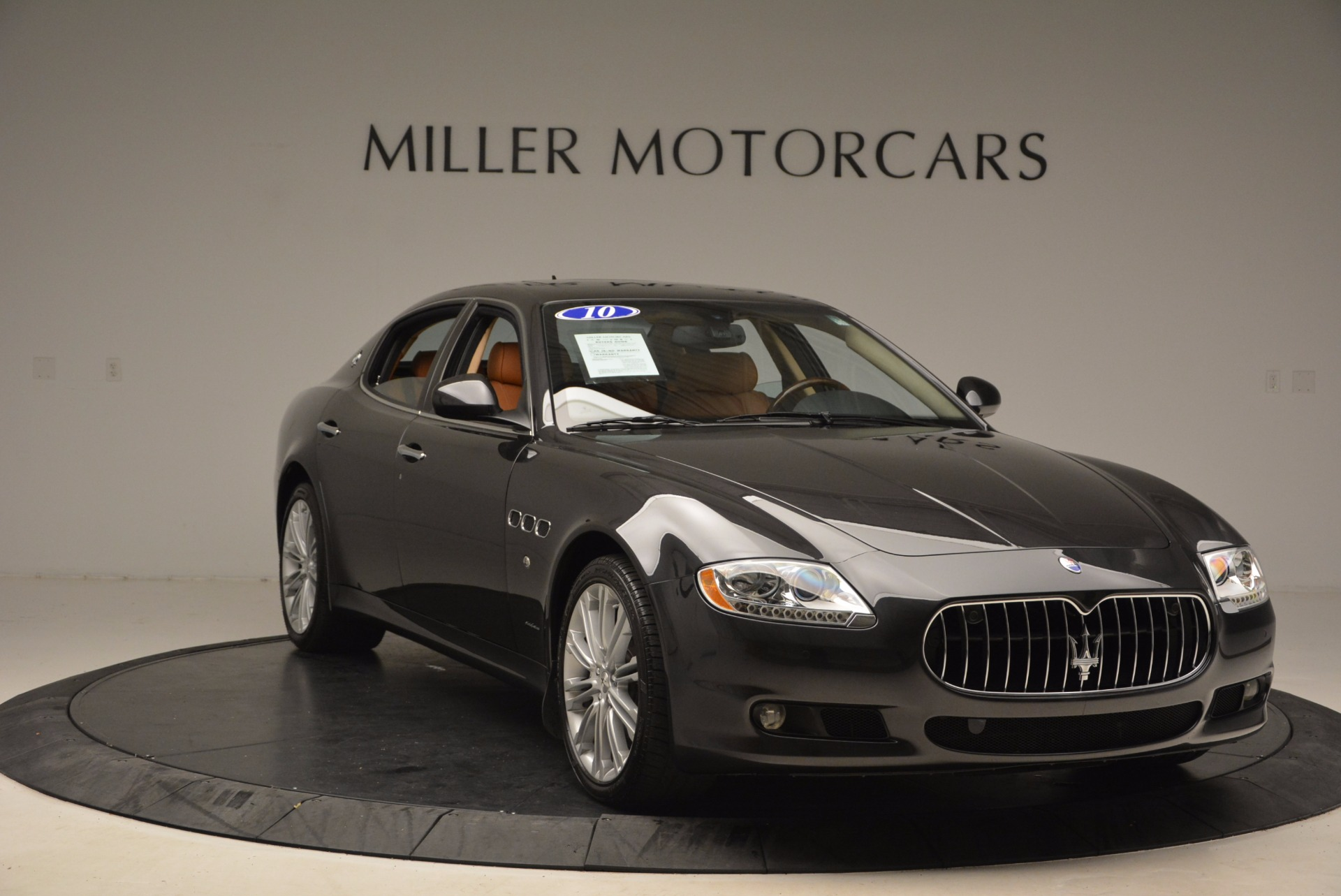 Used 2010 Maserati Quattroporte S For Sale In Westport, CT 1551_p23
