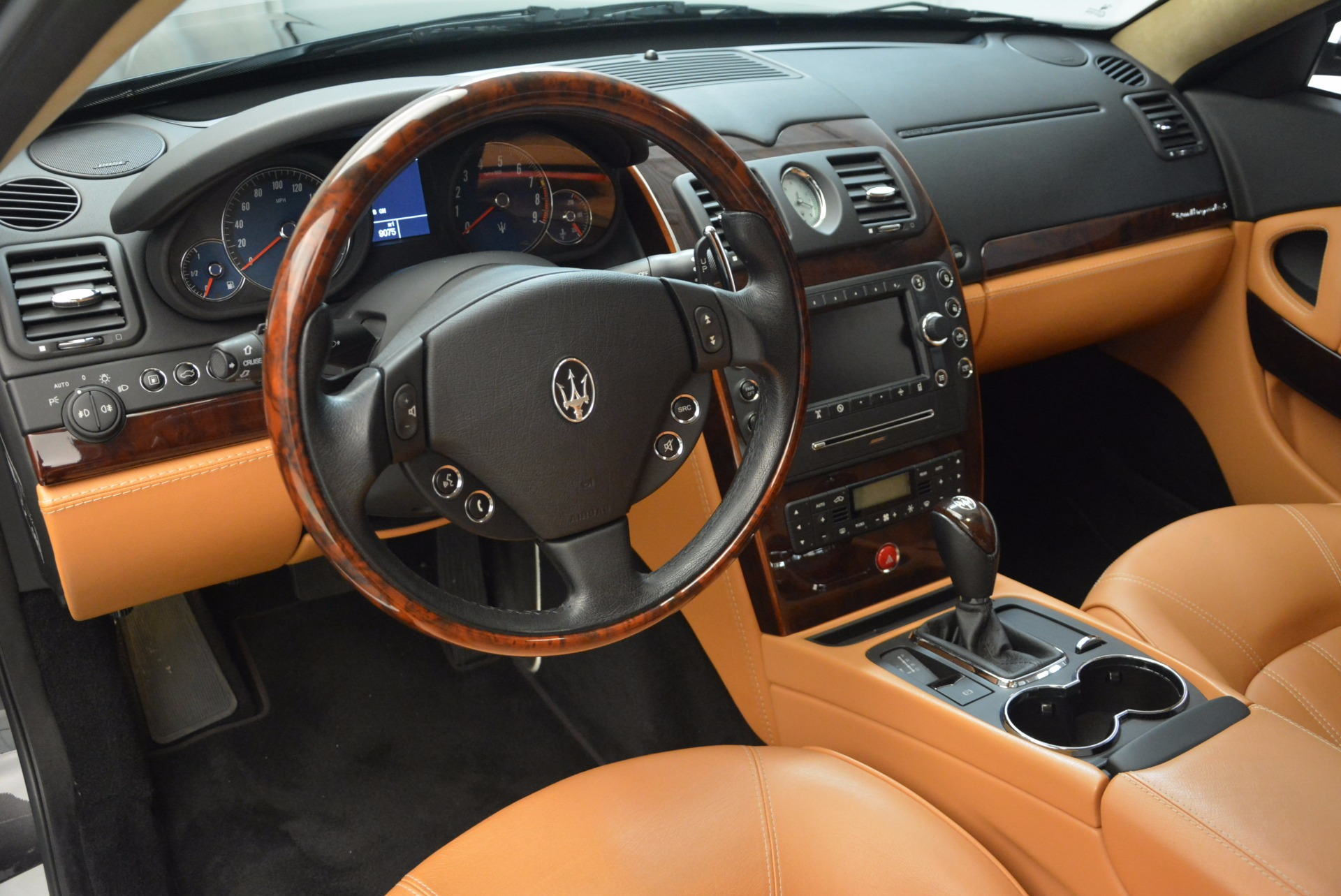 Used 2010 Maserati Quattroporte S For Sale In Westport, CT 1551_p25