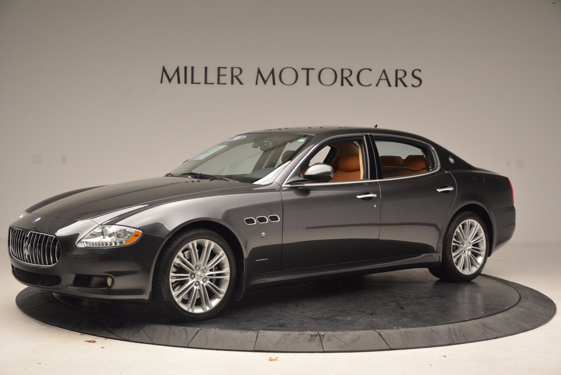 Used 2010 Maserati Quattroporte S For Sale In Westport, CT 1551_p2