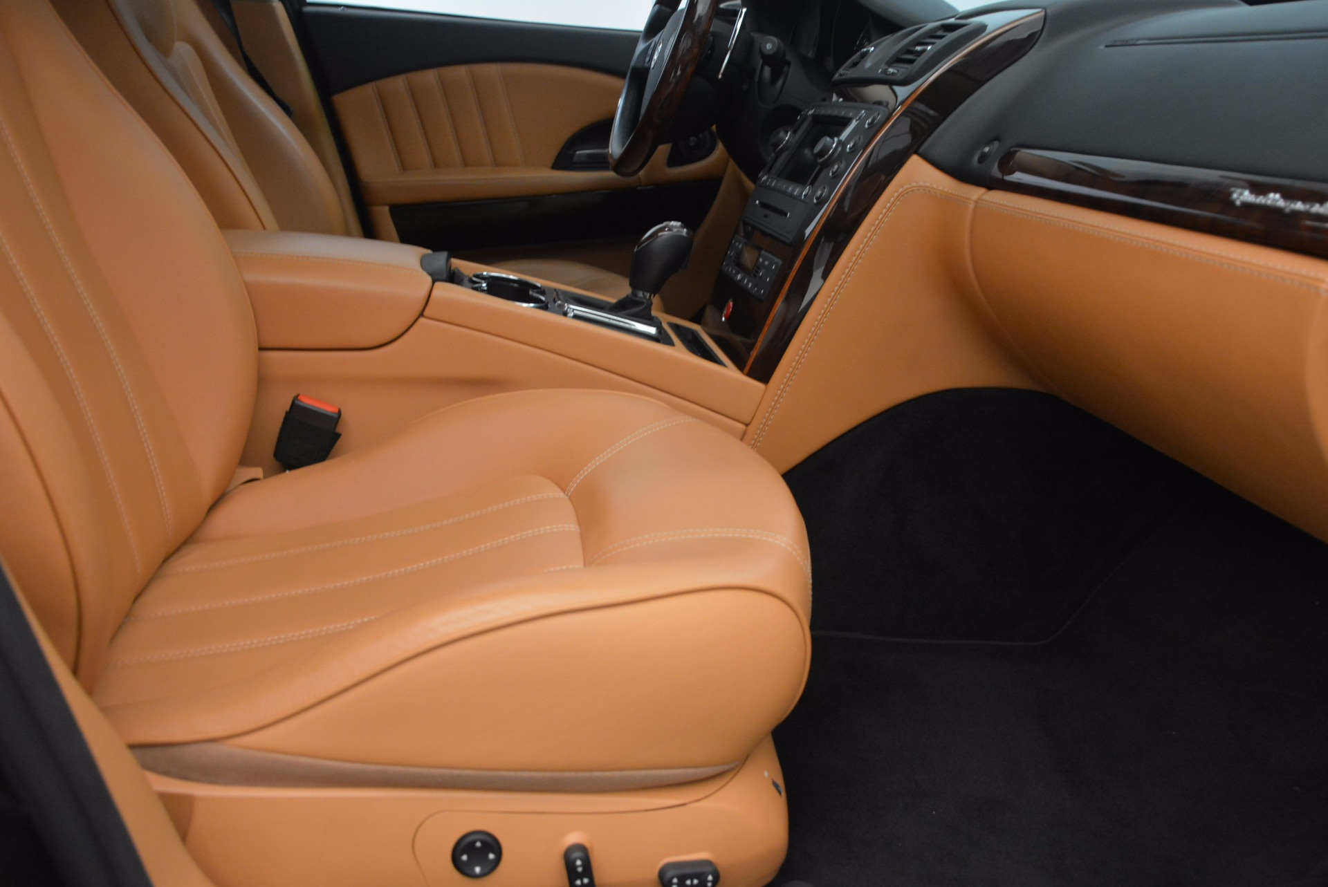 Used 2010 Maserati Quattroporte S For Sale In Westport, CT 1551_p35