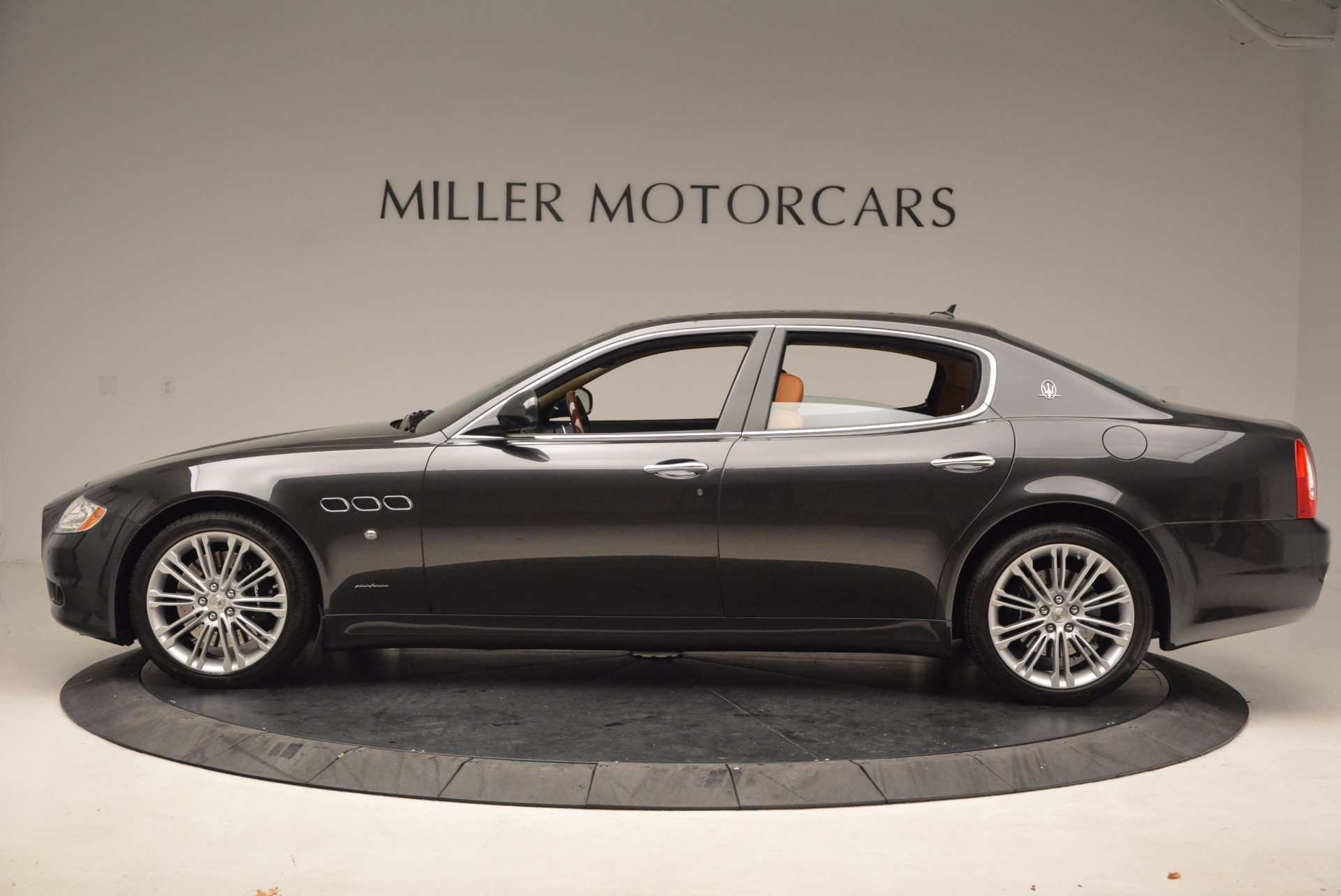 Used 2010 Maserati Quattroporte S For Sale In Westport, CT 1551_p3