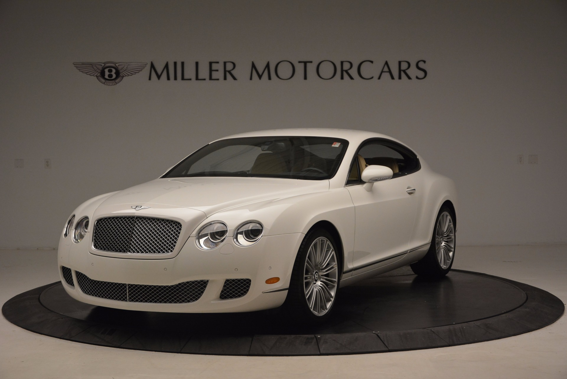Used 2008 Bentley Continental GT Speed For Sale In Westport, CT 1552_main
