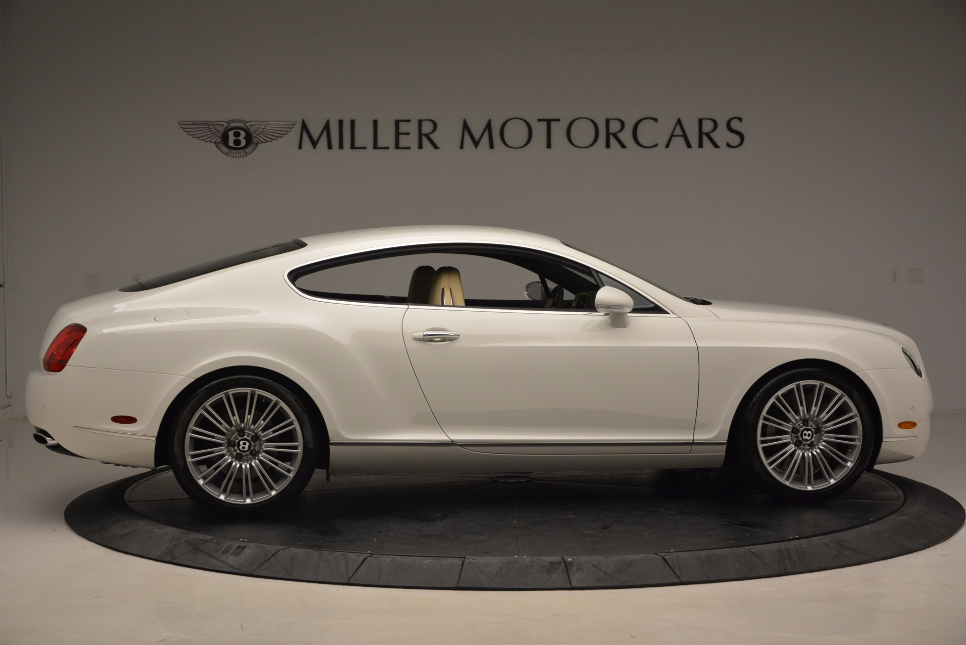 Used 2008 Bentley Continental GT Speed For Sale In Westport, CT 1552_p10