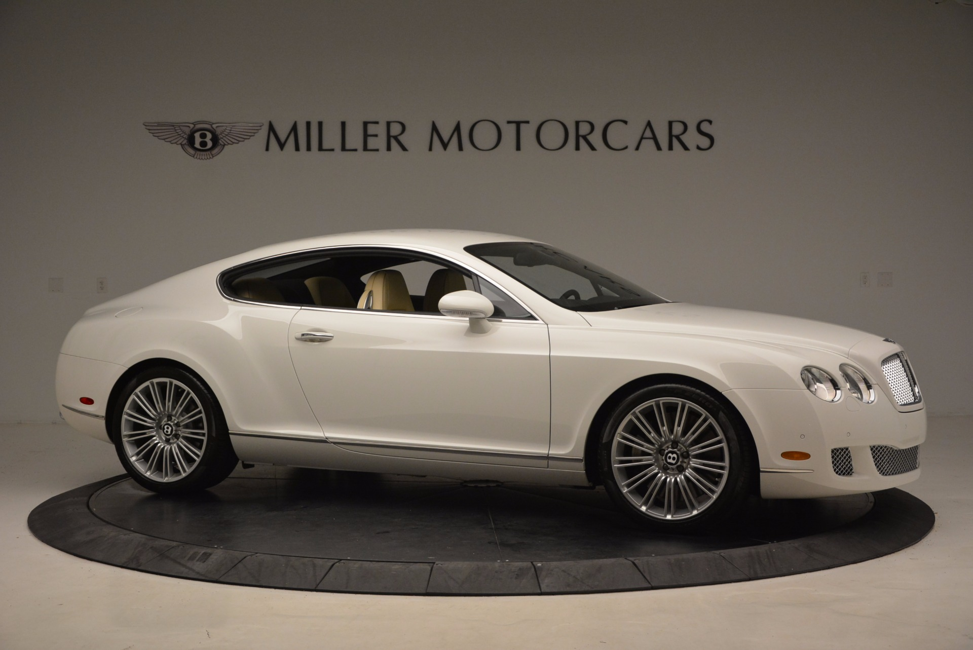 Used 2008 Bentley Continental GT Speed For Sale In Westport, CT 1552_p11
