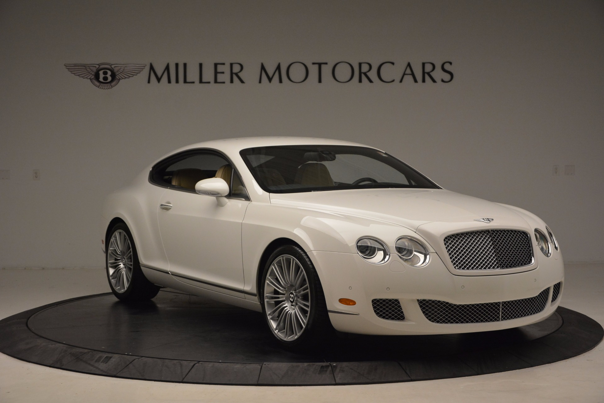 Used 2008 Bentley Continental GT Speed For Sale In Westport, CT 1552_p12