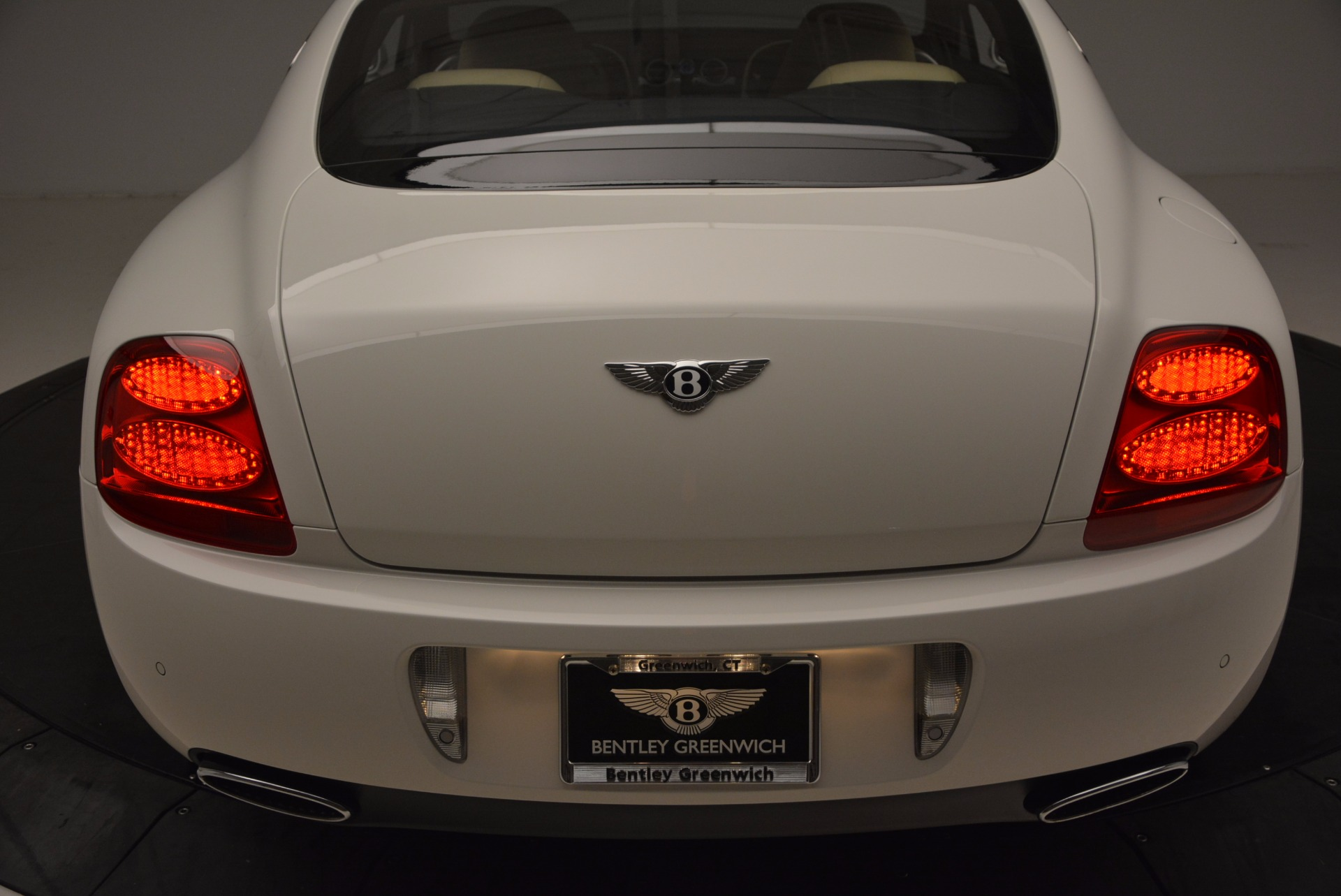 Used 2008 Bentley Continental GT Speed For Sale In Westport, CT 1552_p28