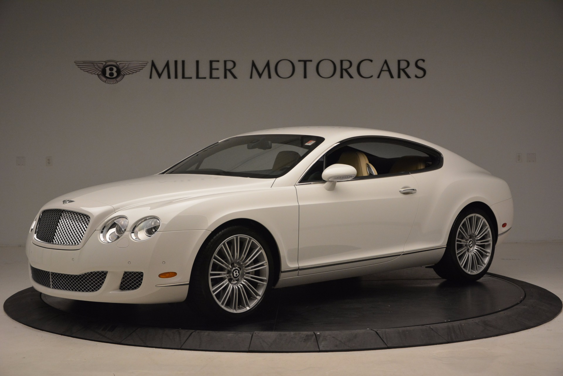 Used 2008 Bentley Continental GT Speed For Sale In Westport, CT 1552_p2