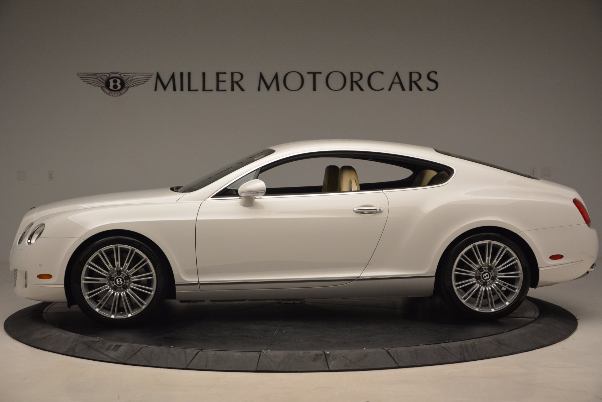 Used 2008 Bentley Continental GT Speed For Sale In Westport, CT 1552_p3