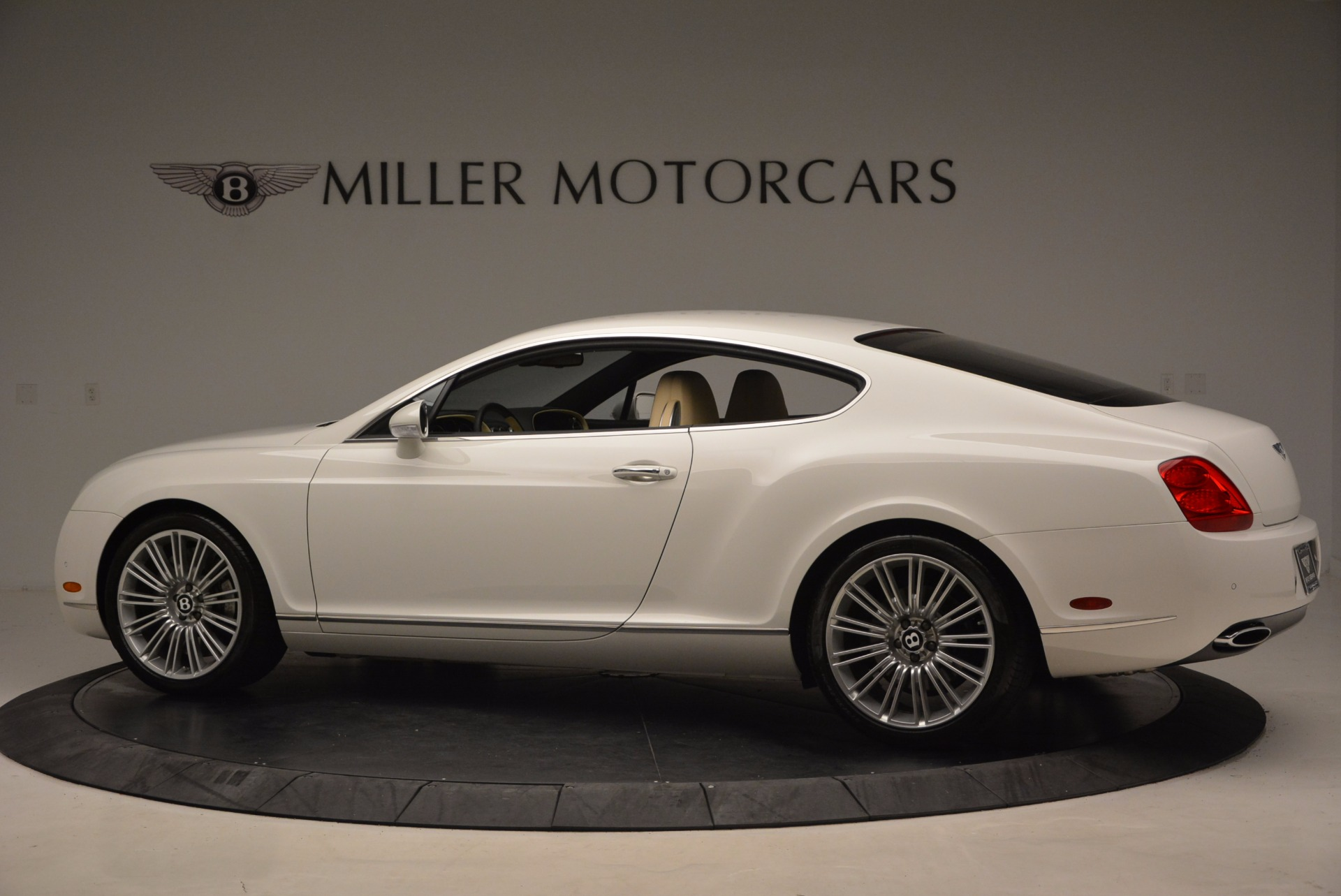 Used 2008 Bentley Continental GT Speed For Sale In Westport, CT 1552_p4