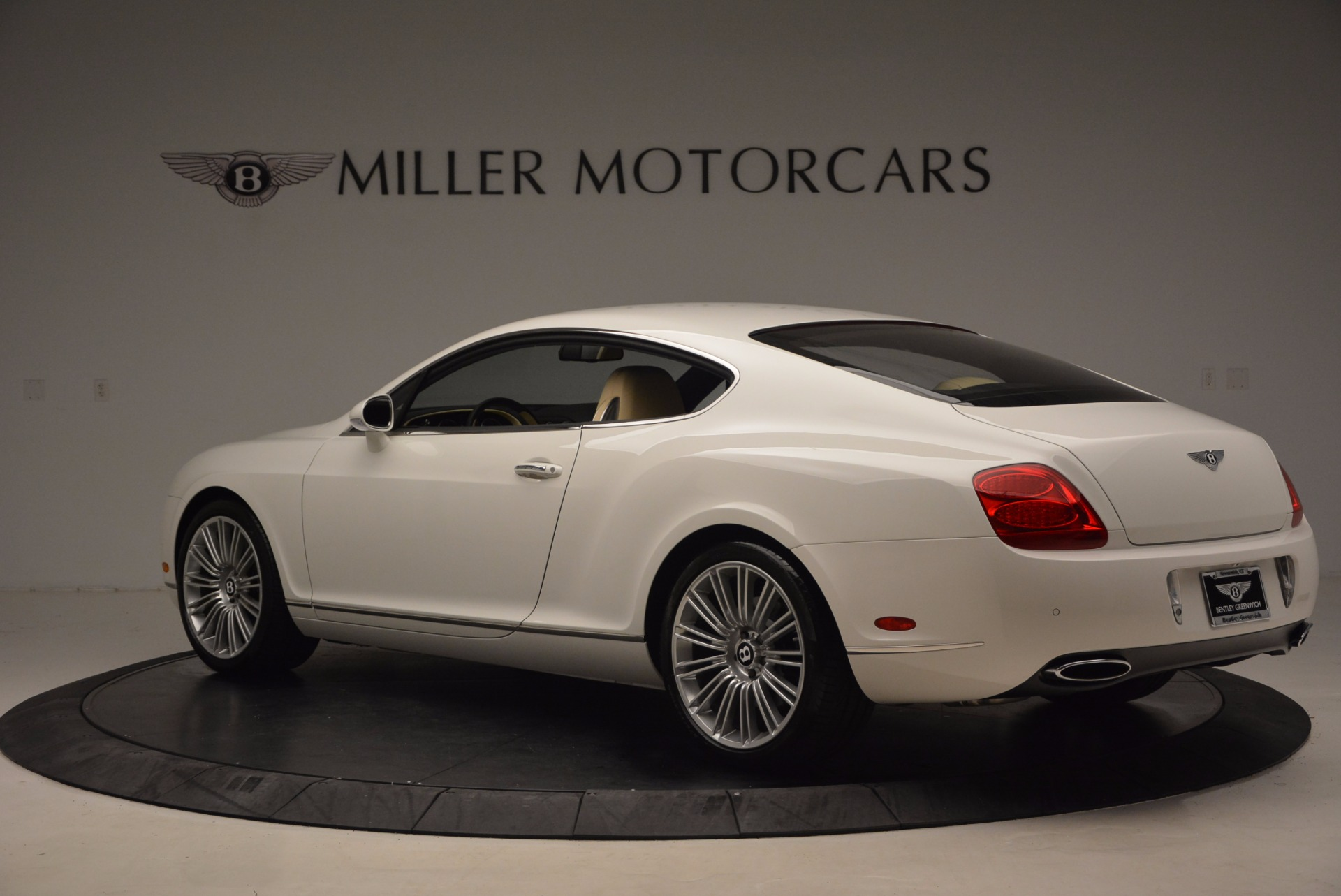 Used 2008 Bentley Continental GT Speed For Sale In Westport, CT 1552_p5