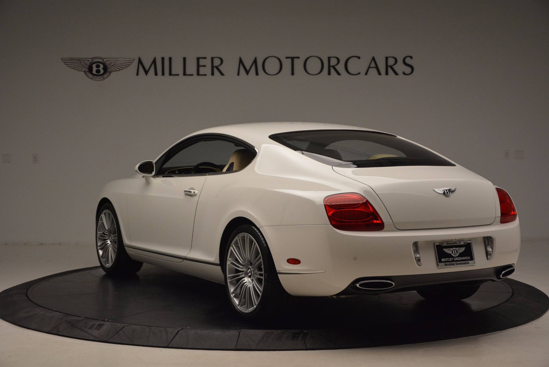 Used 2008 Bentley Continental GT Speed For Sale In Westport, CT 1552_p6