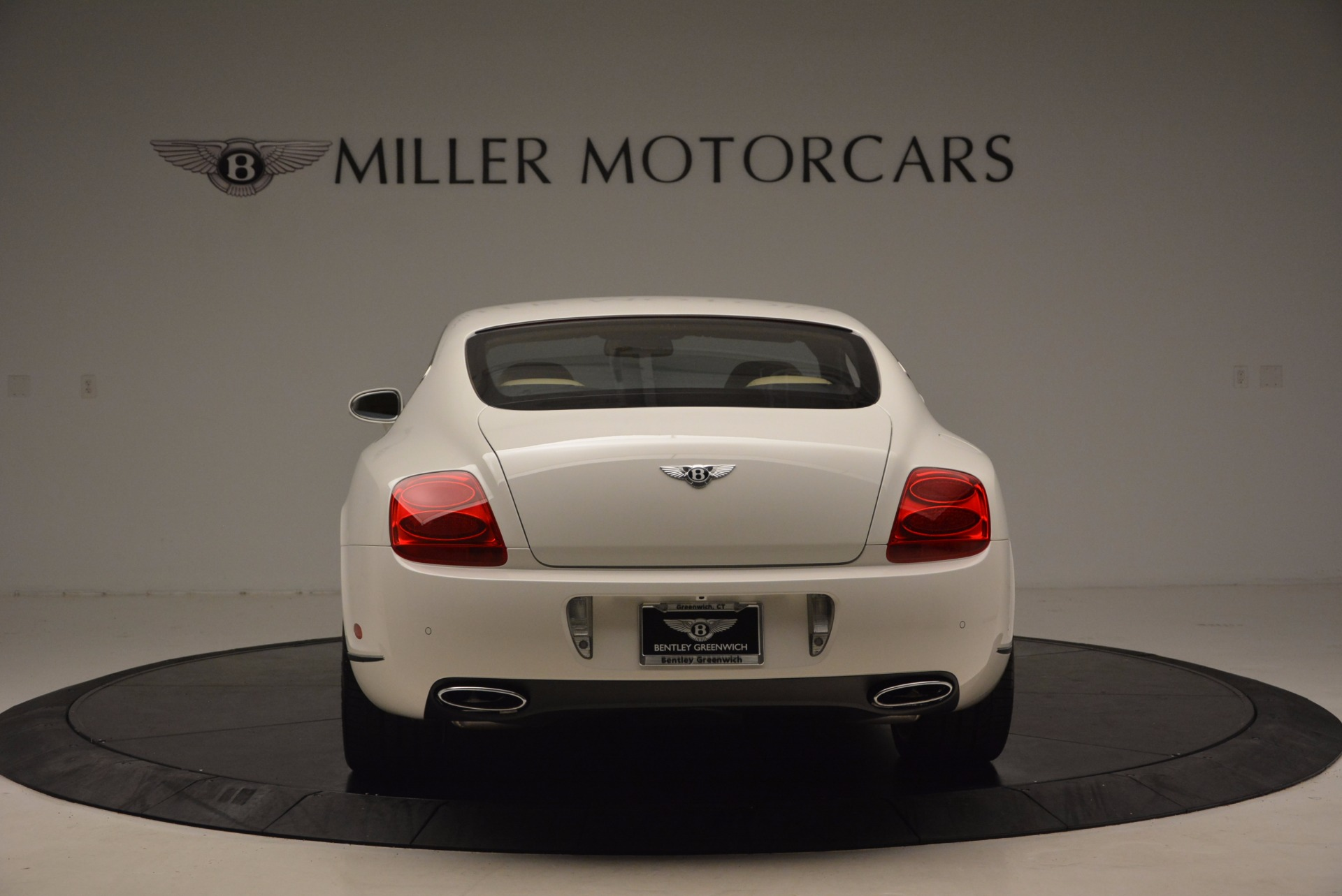 Used 2008 Bentley Continental GT Speed For Sale In Westport, CT 1552_p7