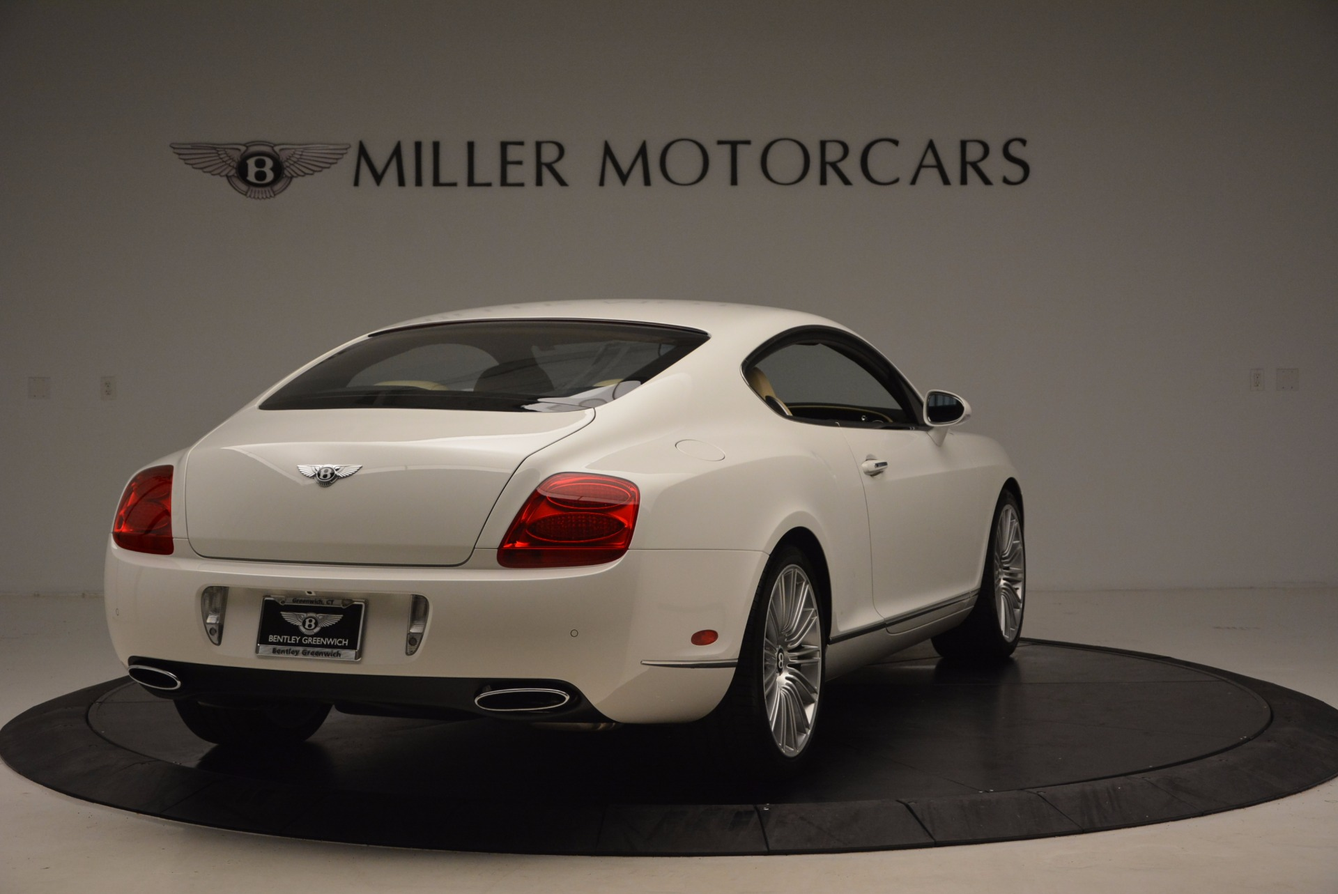 Used 2008 Bentley Continental GT Speed For Sale In Westport, CT 1552_p8