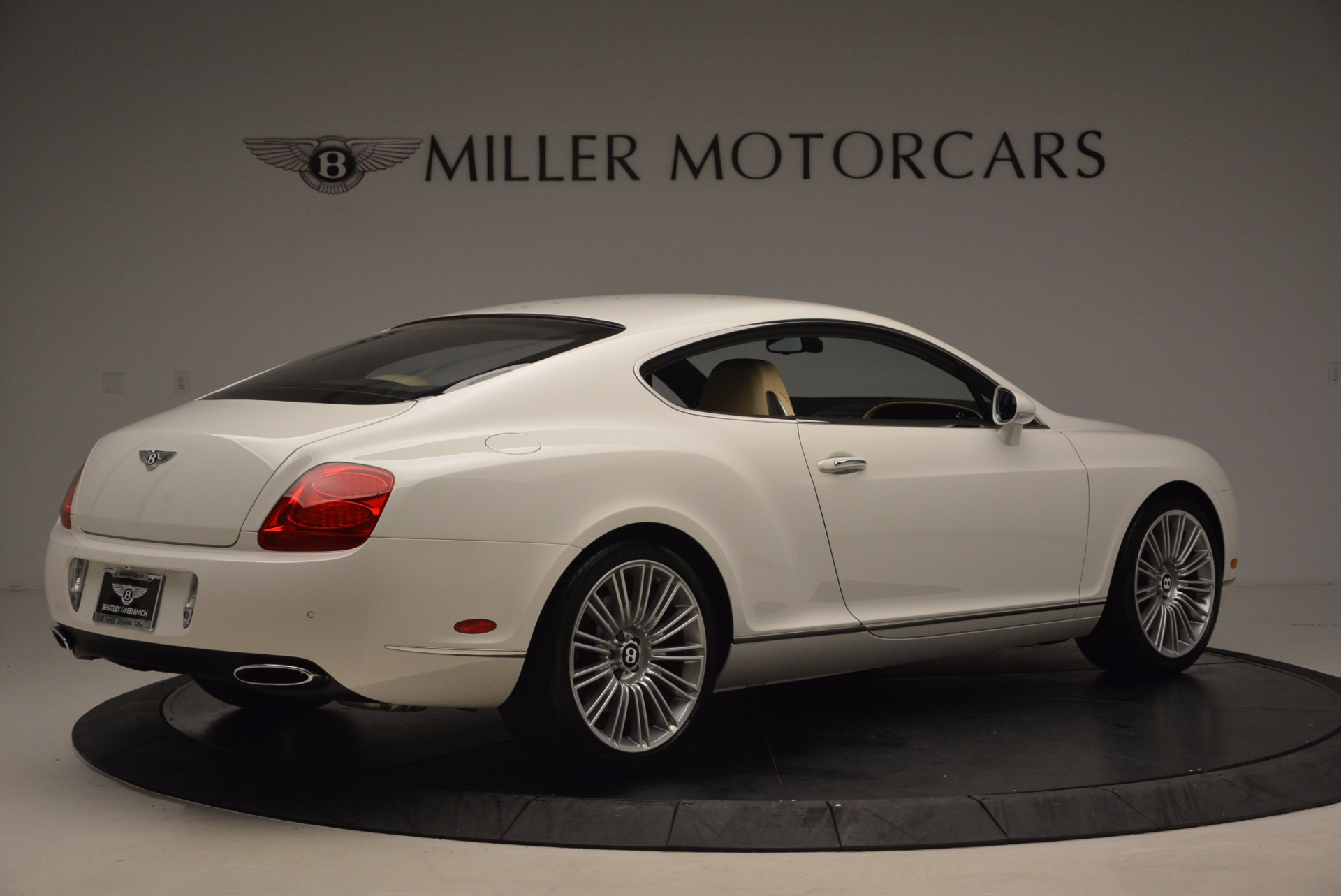 Used 2008 Bentley Continental GT Speed For Sale In Westport, CT 1552_p9