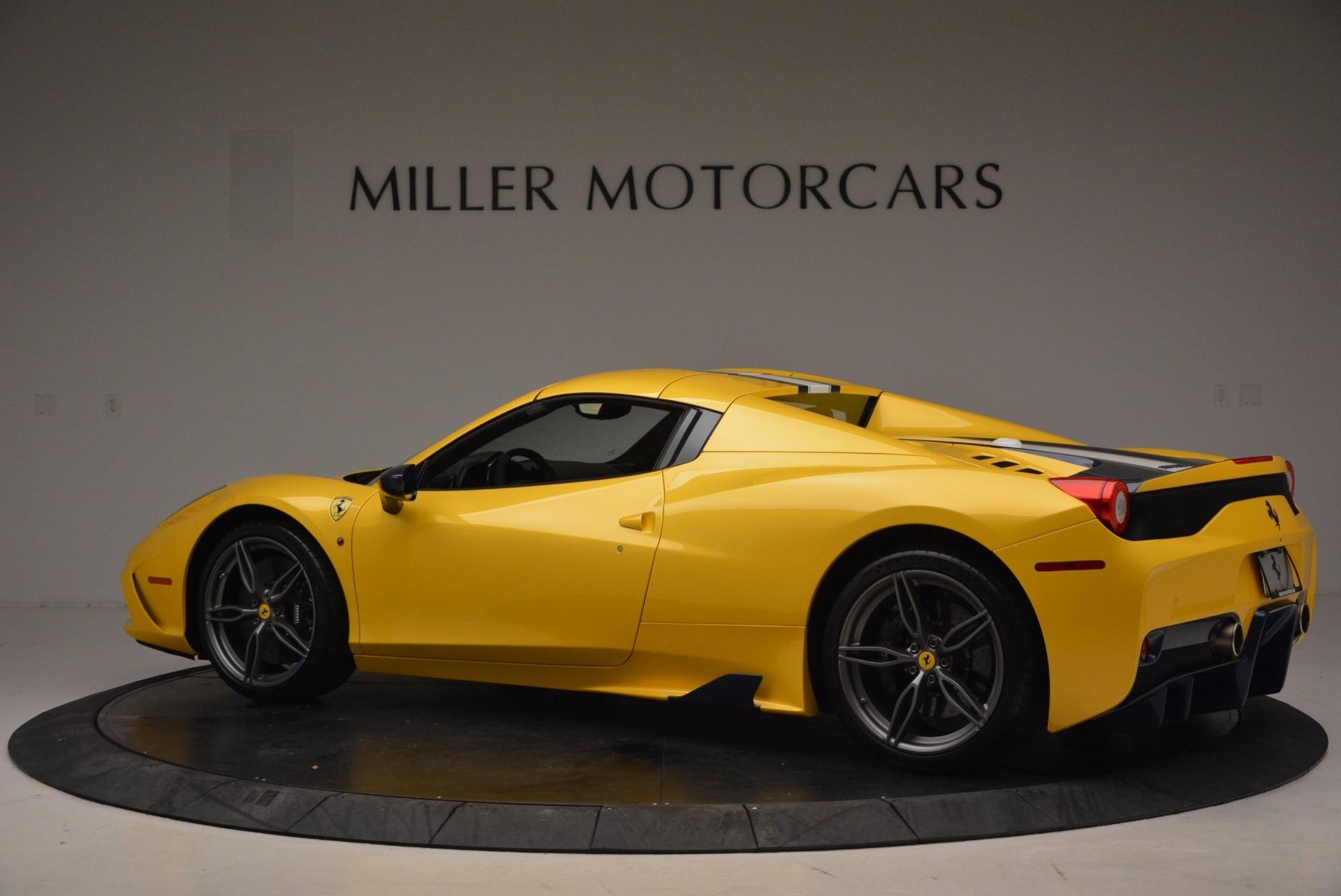 Used 2015 Ferrari 458 Speciale Aperta  For Sale In Westport, CT 1555_p15