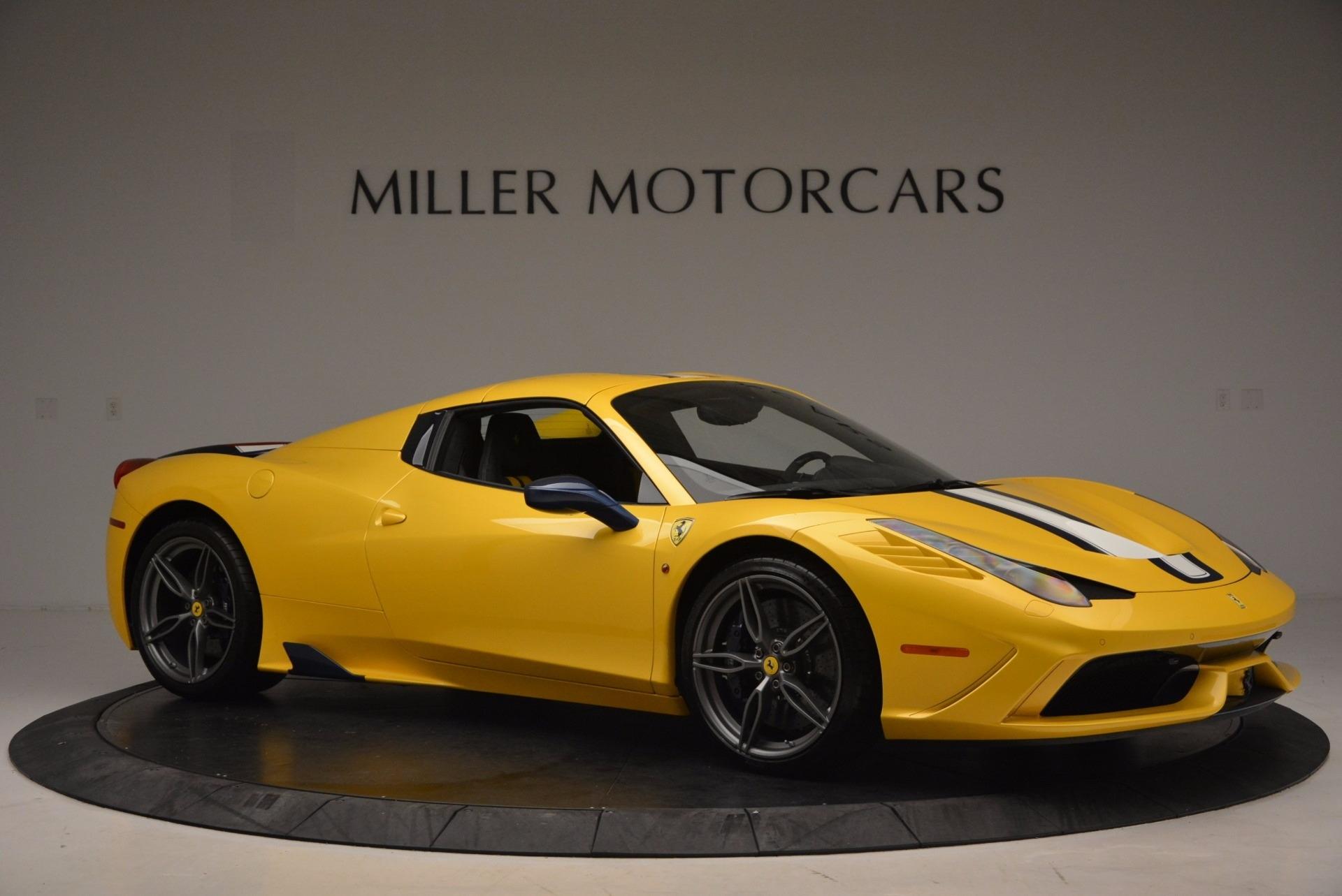 Used 2015 Ferrari 458 Speciale Aperta  For Sale In Westport, CT 1555_p19