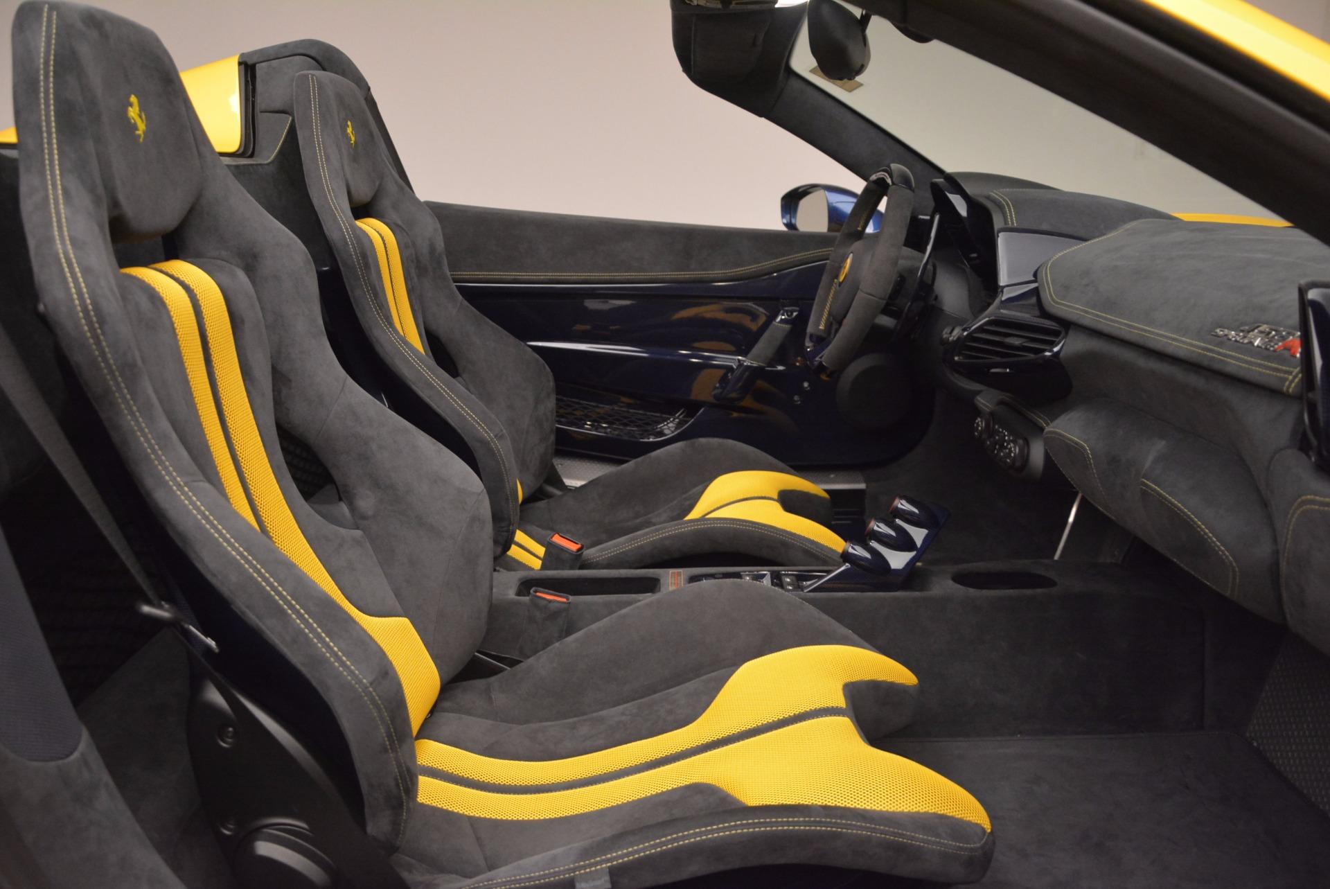 Used 2015 Ferrari 458 Speciale Aperta  For Sale In Westport, CT 1555_p26