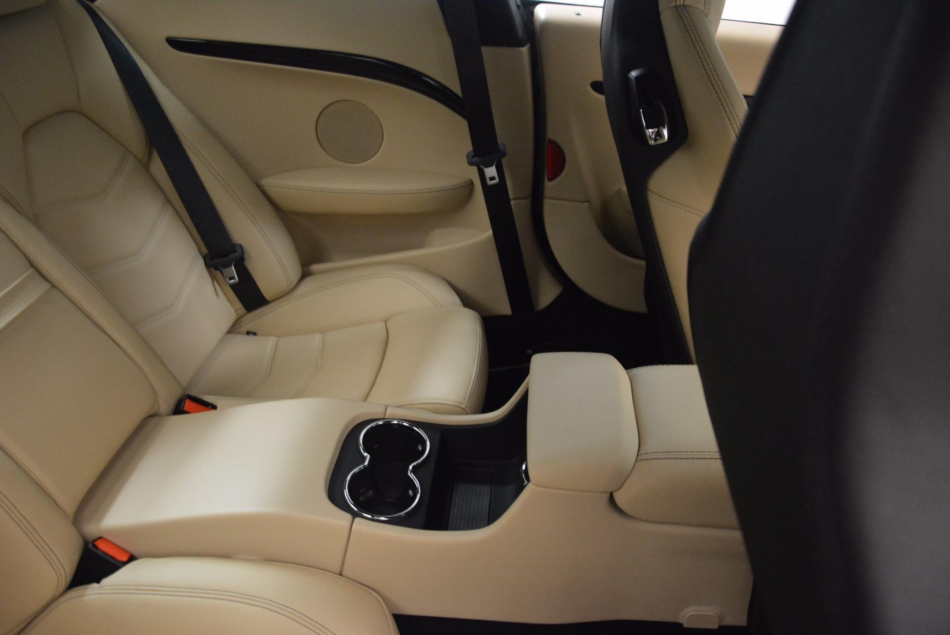 Used 2015 Maserati GranTurismo Sport Coupe For Sale In Westport, CT 1557_p26
