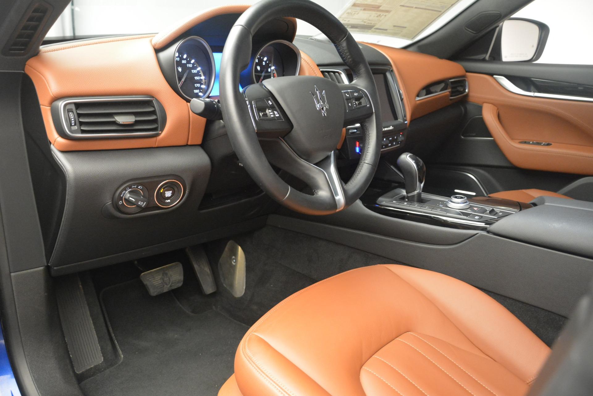 New 2018 Maserati Levante Q4 For Sale In Westport, CT 1558_p15