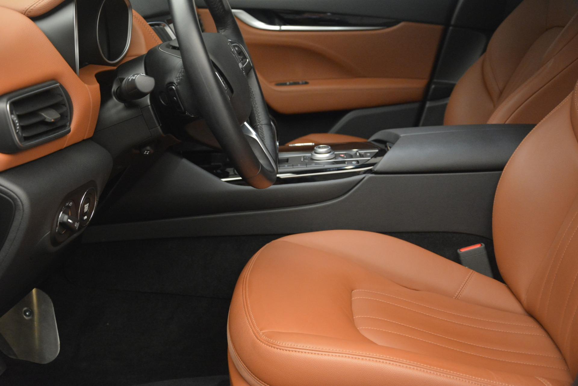 New 2018 Maserati Levante Q4 For Sale In Westport, CT 1558_p16