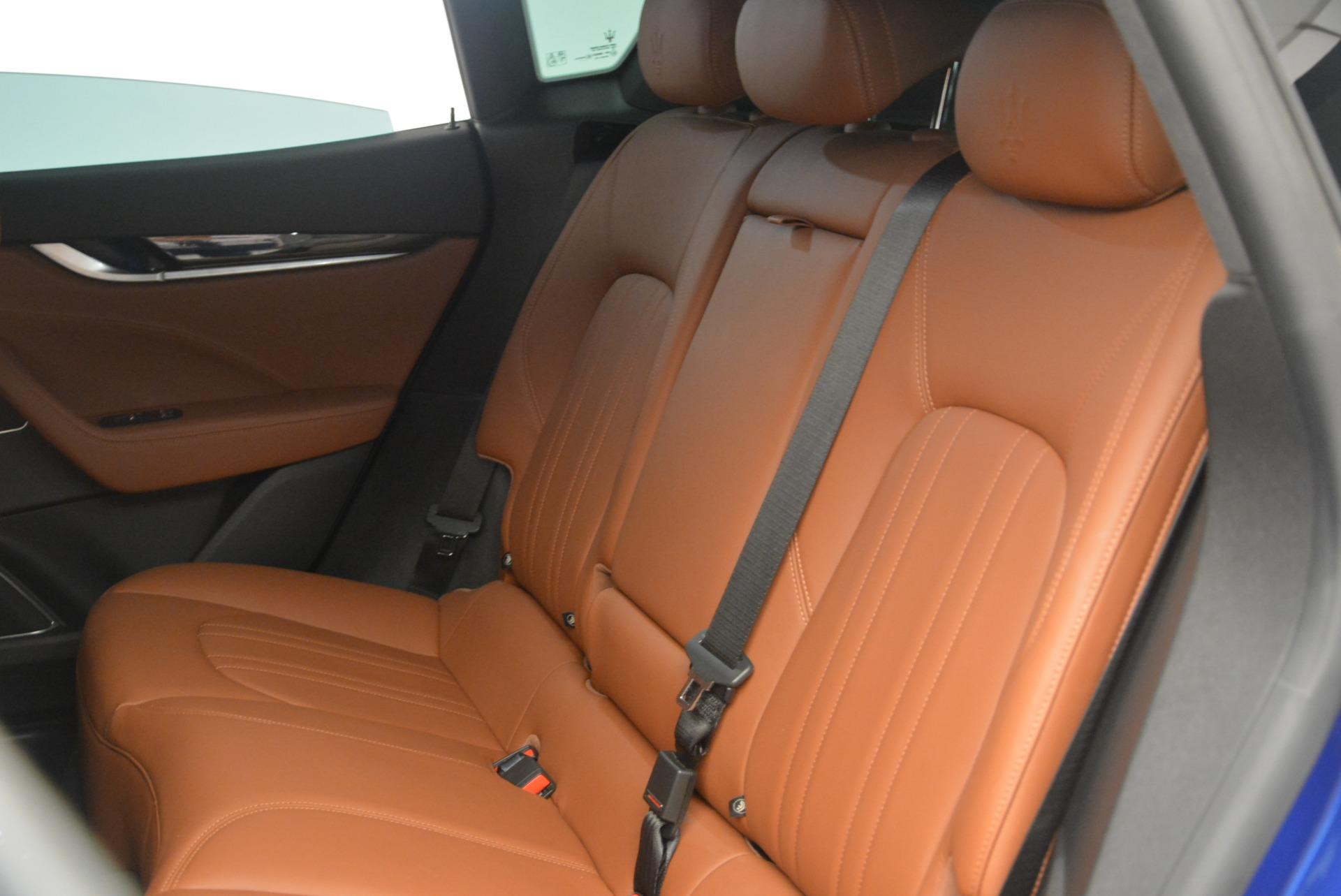 New 2018 Maserati Levante Q4 For Sale In Westport, CT 1558_p22
