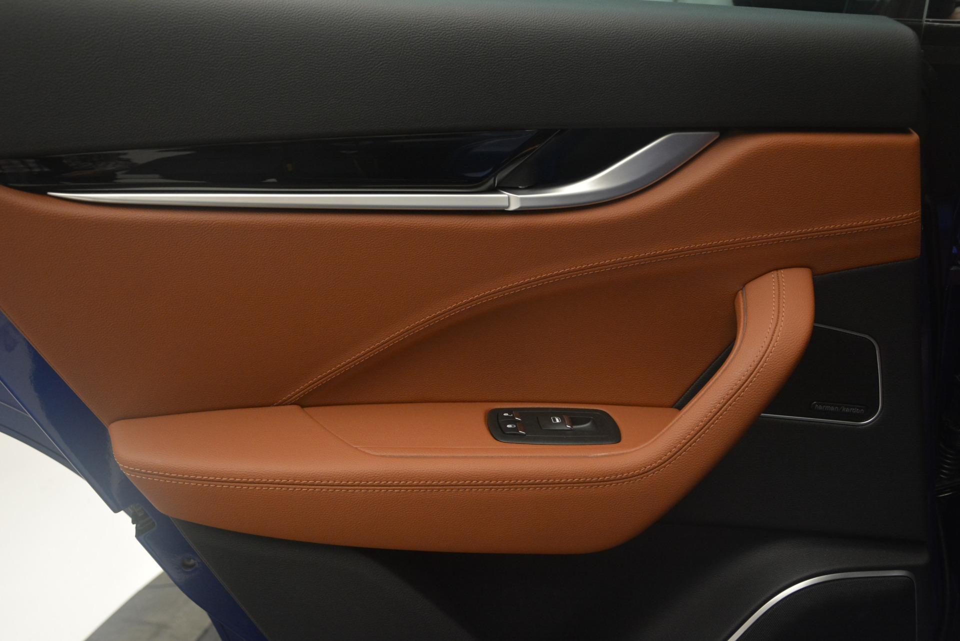 New 2018 Maserati Levante Q4 For Sale In Westport, CT 1558_p24