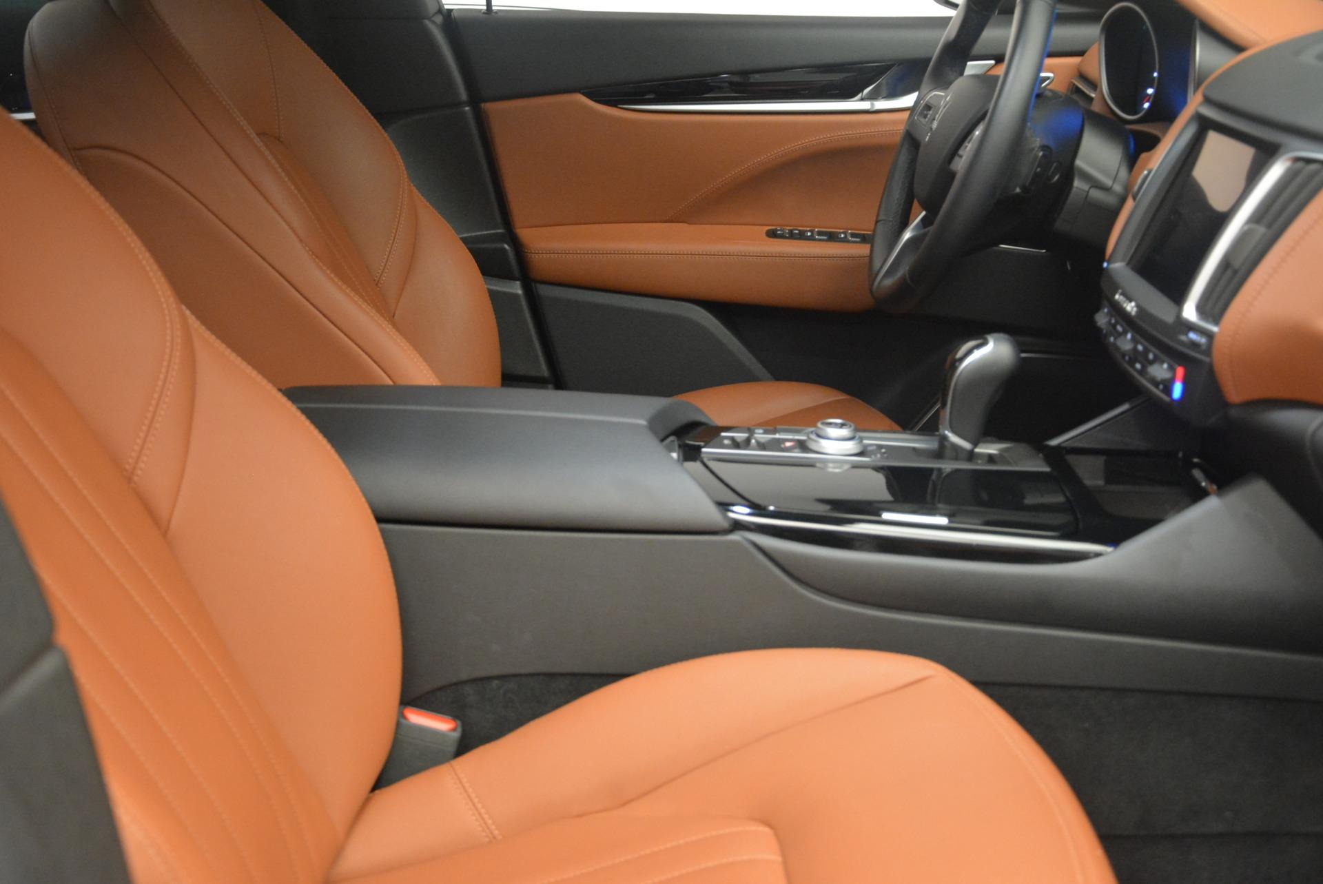 New 2018 Maserati Levante Q4 For Sale In Westport, CT 1558_p26