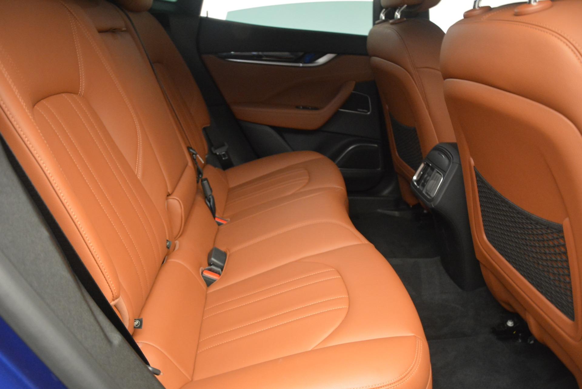 New 2018 Maserati Levante Q4 For Sale In Westport, CT 1558_p30