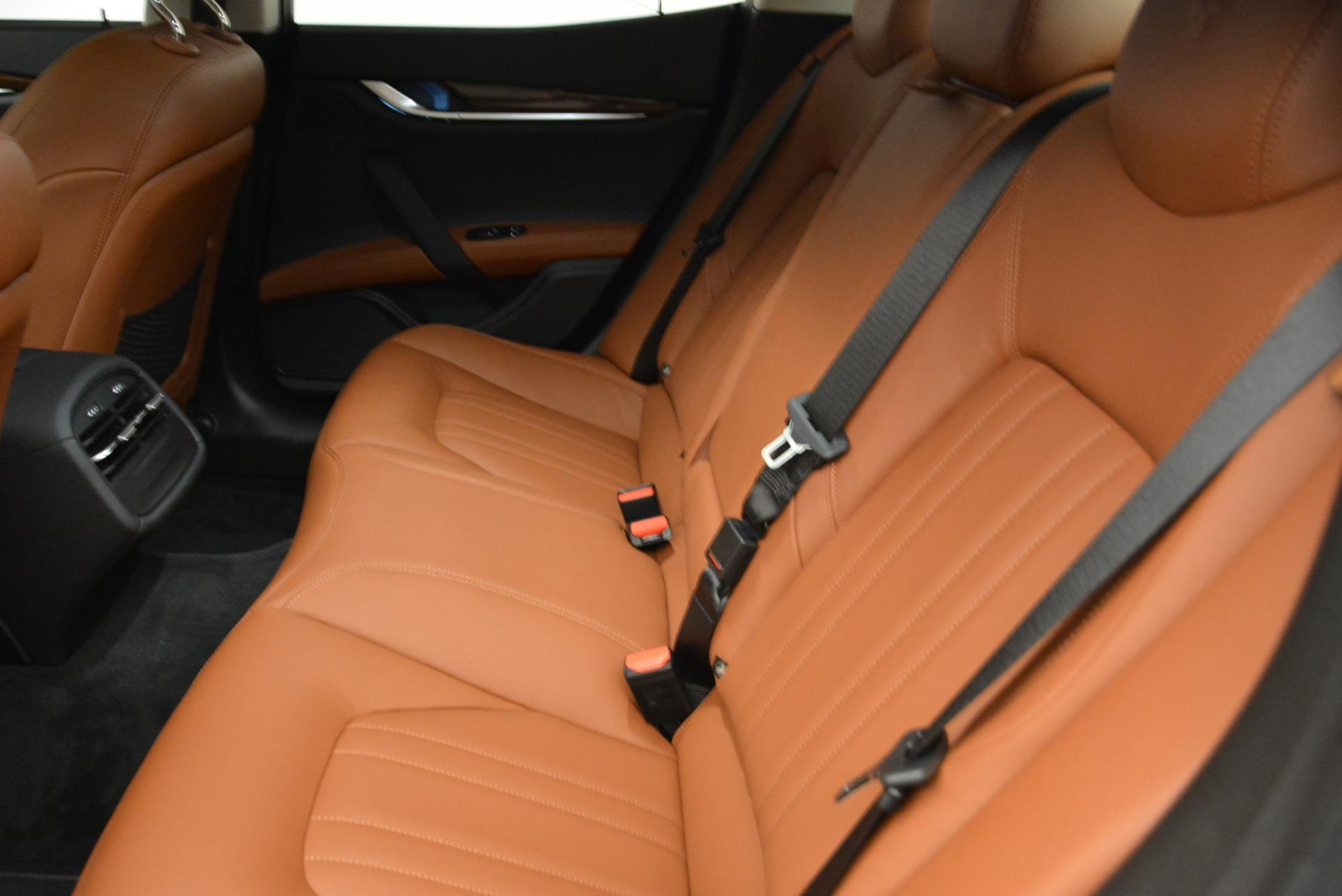 New 2018 Maserati Ghibli S Q4 For Sale In Westport, CT 1559_p17