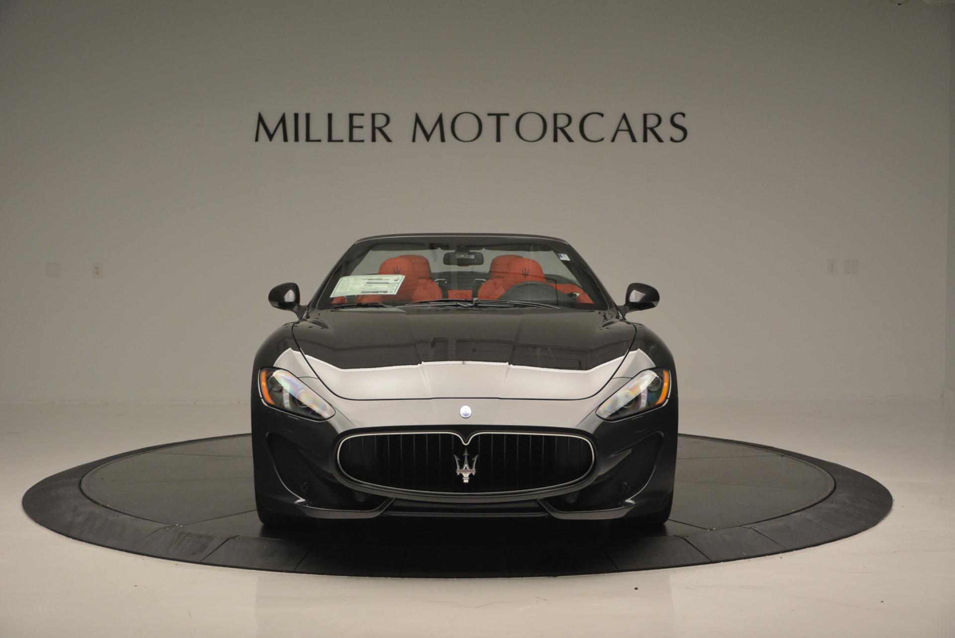 New 2017 Maserati GranTurismo Convertible Sport For Sale In Westport, CT 156_p16
