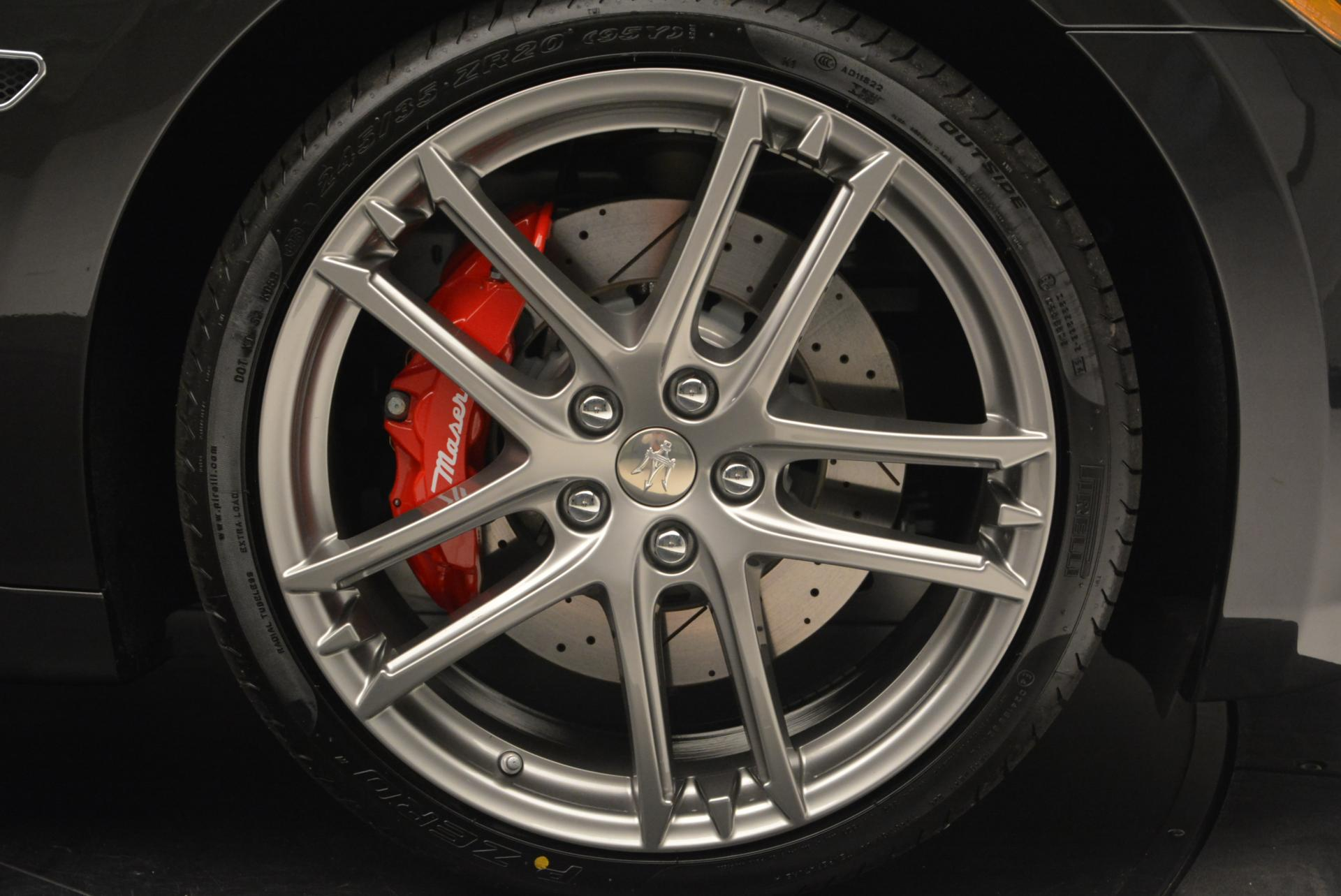 New 2017 Maserati GranTurismo Convertible Sport For Sale In Westport, CT 156_p26