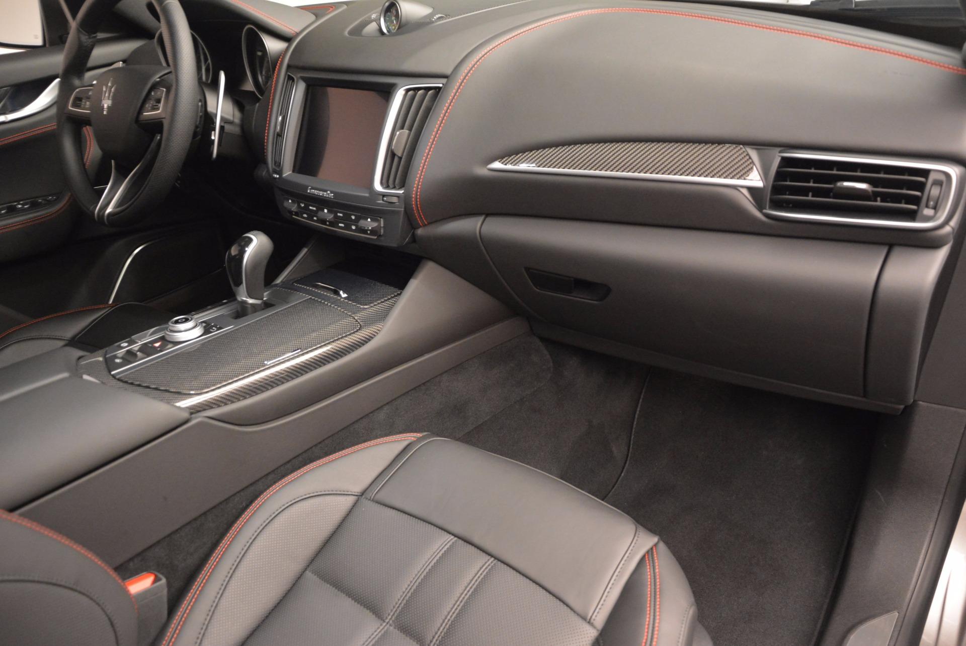 New 2017 Maserati Levante S Q4 For Sale In Westport, CT 1560_p20