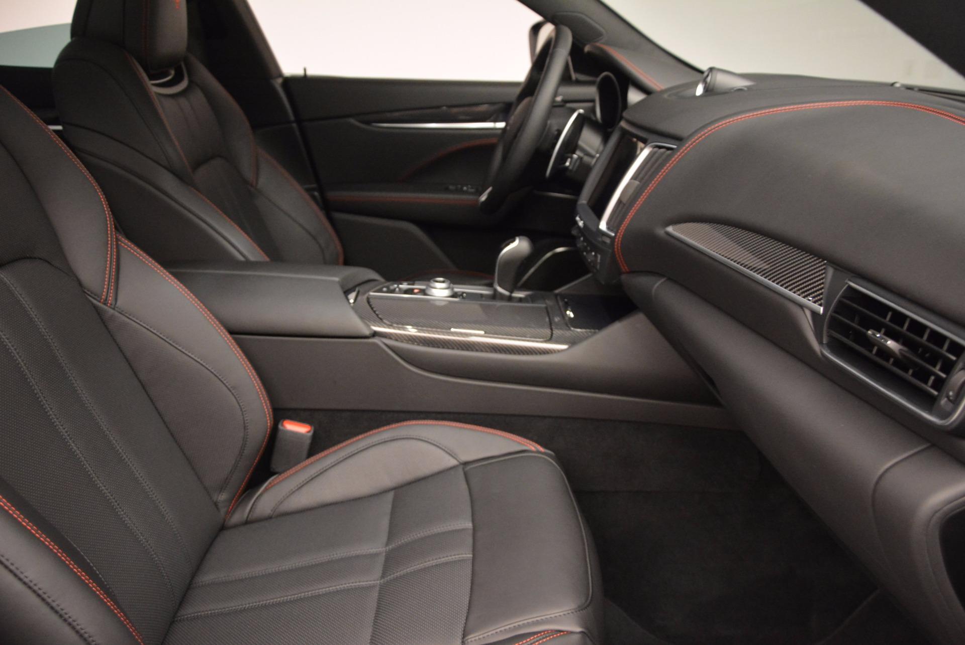 New 2017 Maserati Levante S Q4 For Sale In Westport, CT 1560_p21