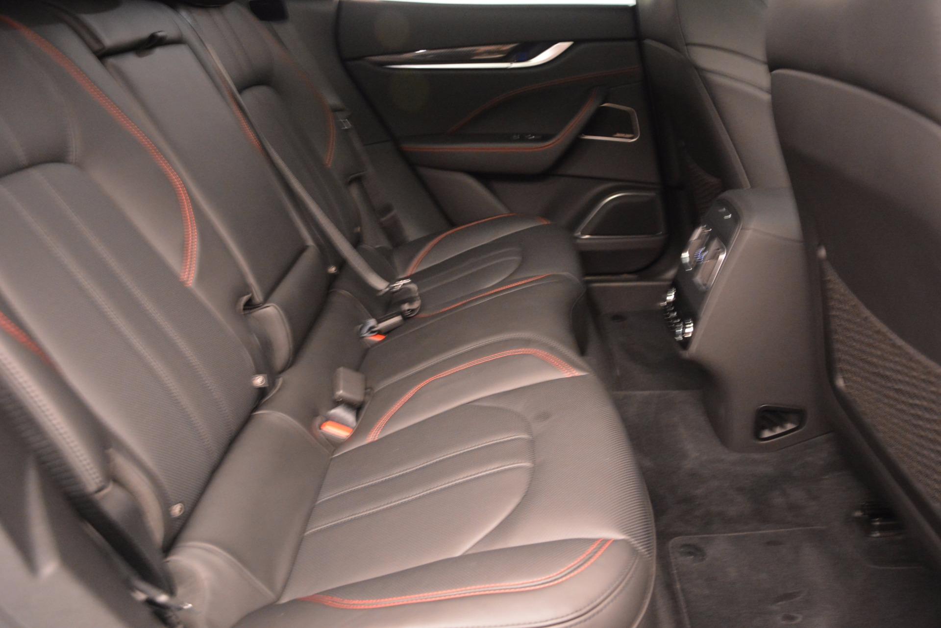 New 2017 Maserati Levante S Q4 For Sale In Westport, CT 1560_p24