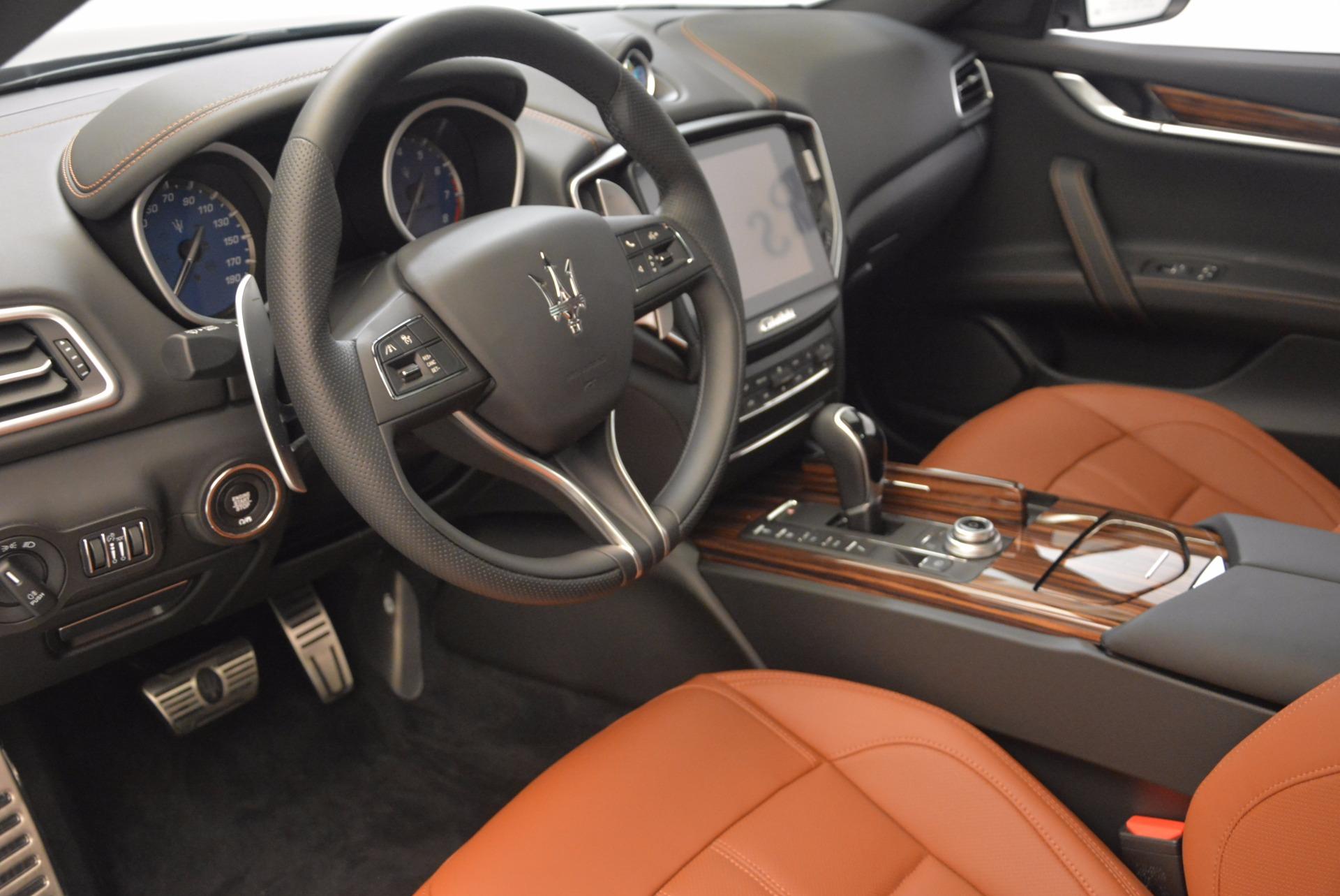 New 2018 Maserati Ghibli S Q4 Gransport For Sale In Westport, CT 1562_p13